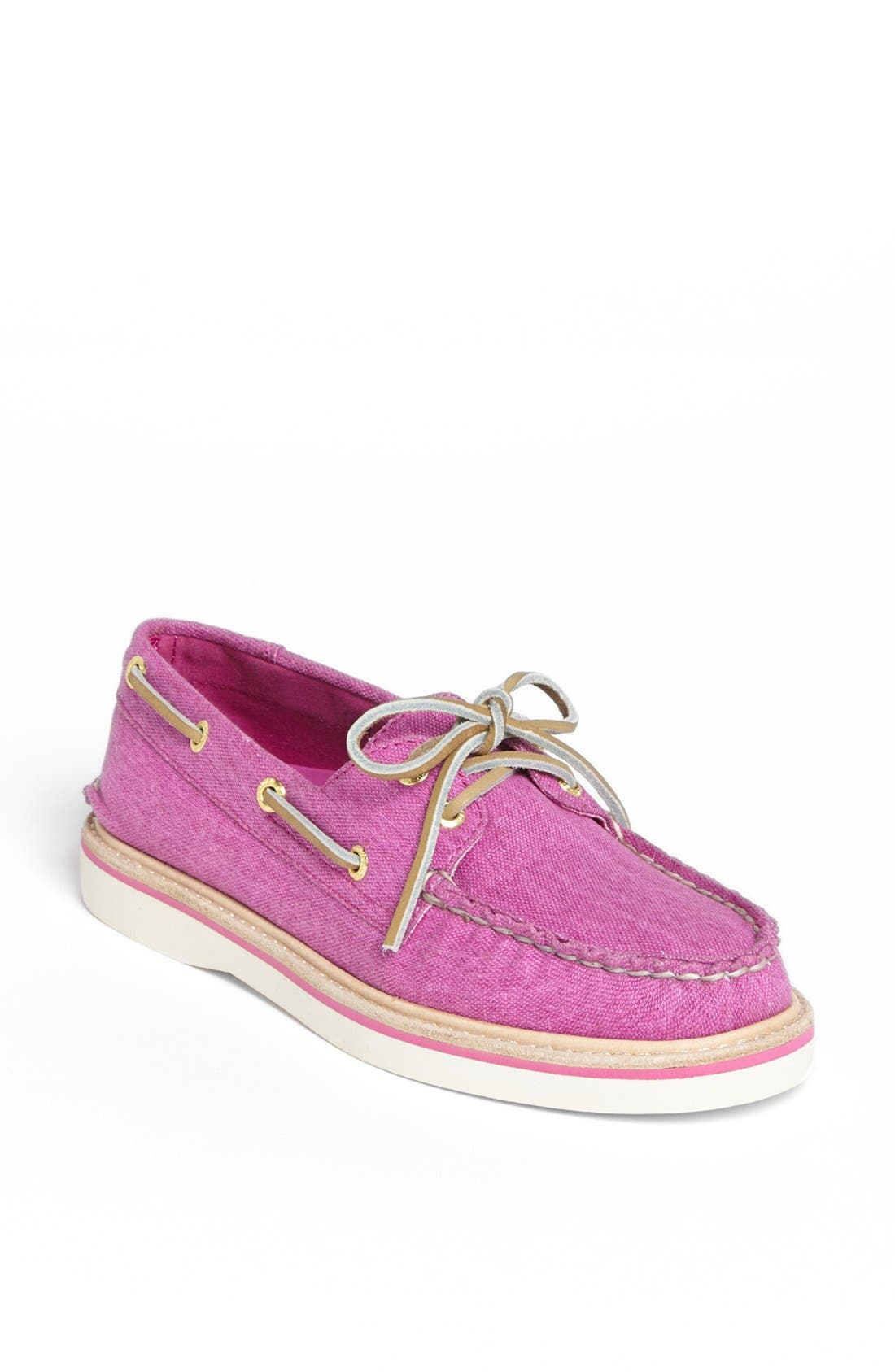 Alternate Image 1 Selected - Sperry Top-Sider® 'Grayson' Canvas Boat Shoe