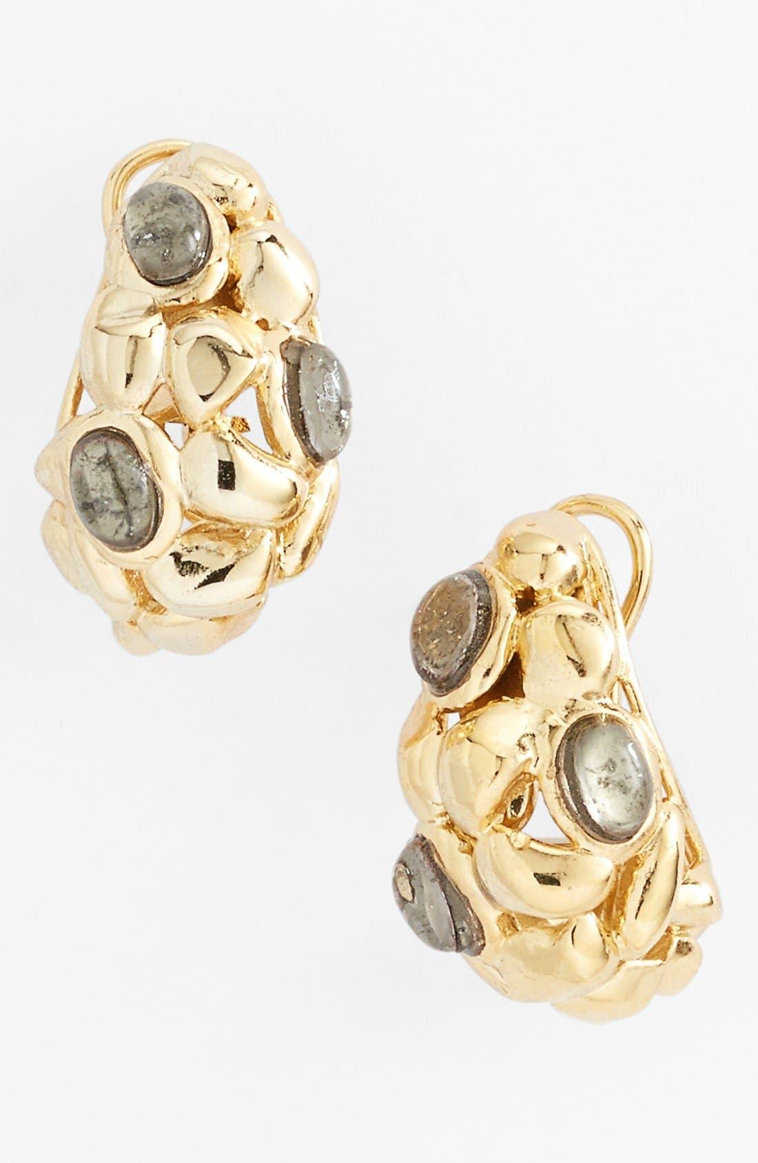 Alternate Image 1 Selected - Alexis Bittar 'Miss Havisham' Cluster Drop Earrings