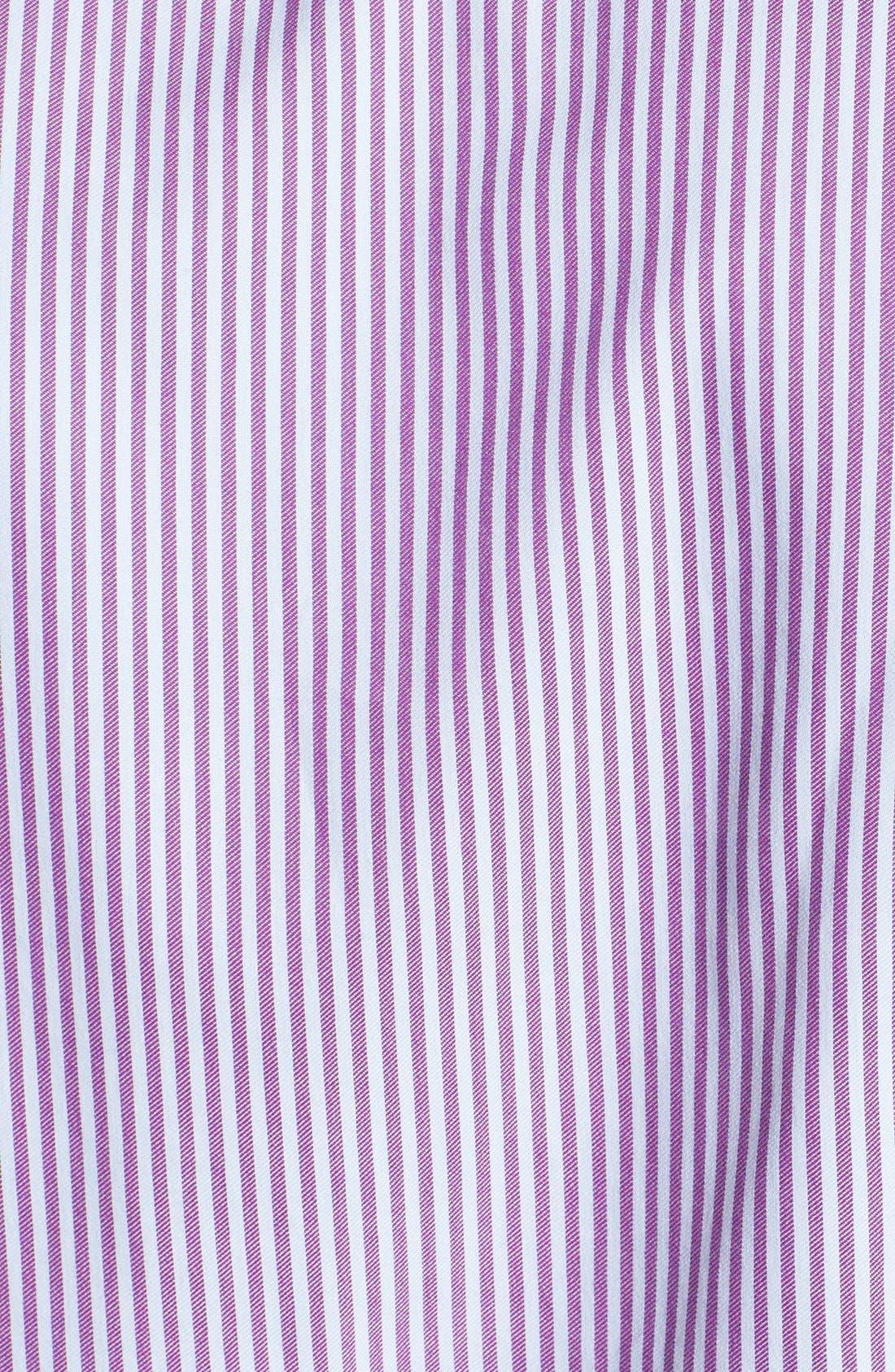 Alternate Image 3  - Ted Baker London 'Shauno' Trim Fit Sport Shirt