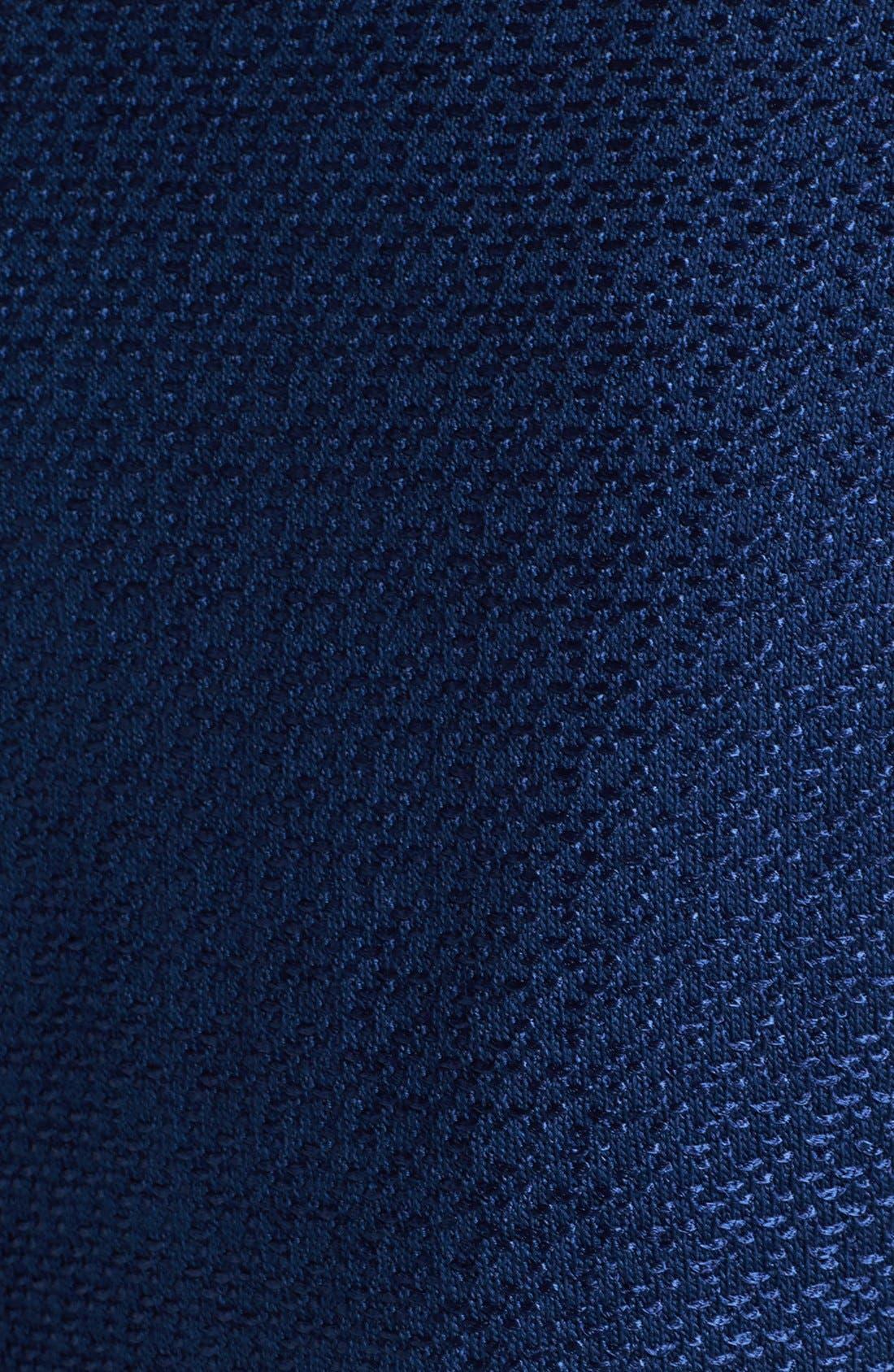 Alternate Image 5  - St. John Collection Stand Collar Tonal Dot Knit Jacket