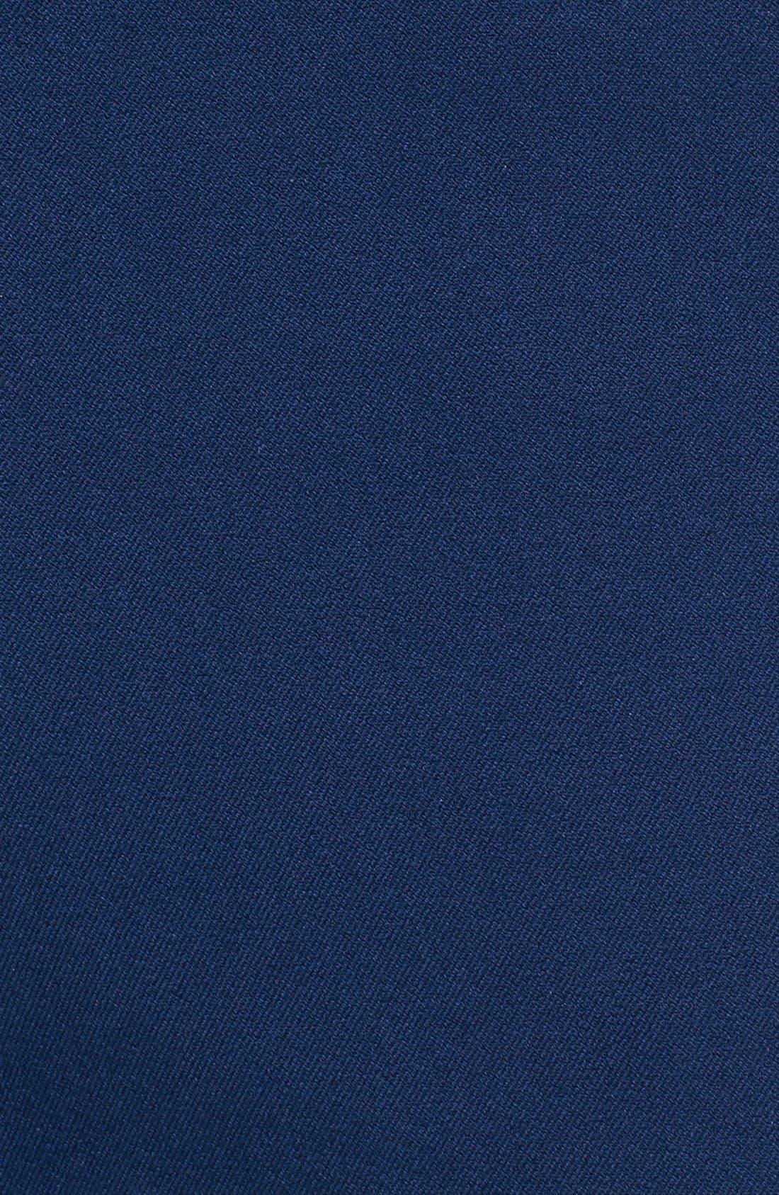 Alternate Image 5  - St. John Yellow Label 'Marie' Straight Leg Twill Pants