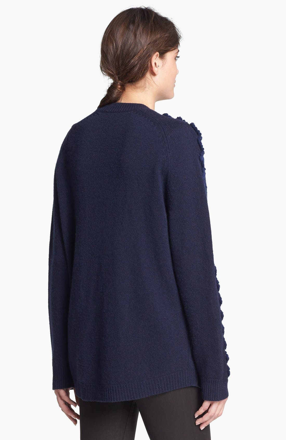 Alternate Image 3  - Theyskens' Theory 'Karima Yara' Wool Cardigan