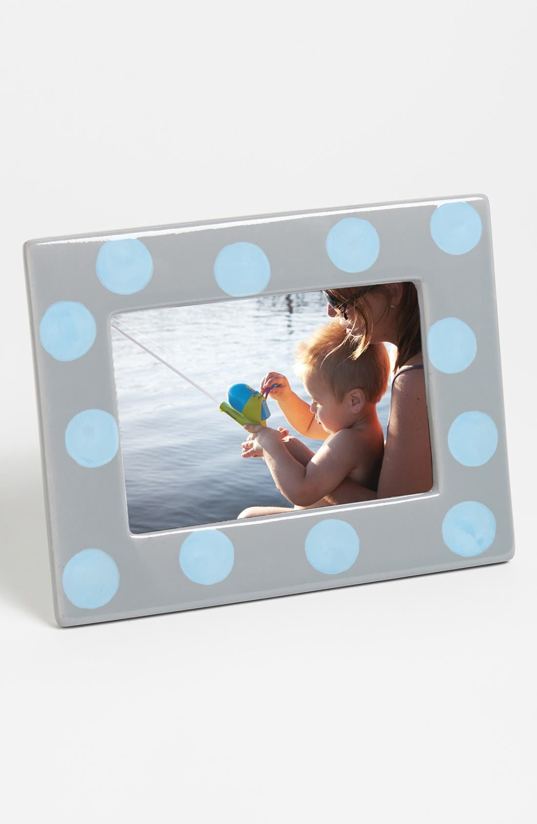 Alternate Image 1 Selected - Elegant Baby Ceramic Frame