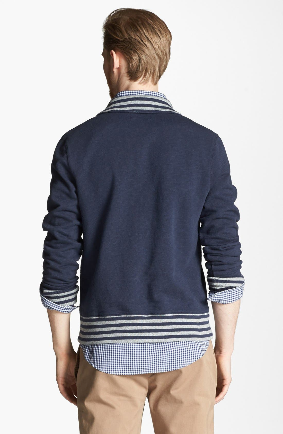 Alternate Image 2  - Jack Spade 'Connors' Pullover Sweatshirt