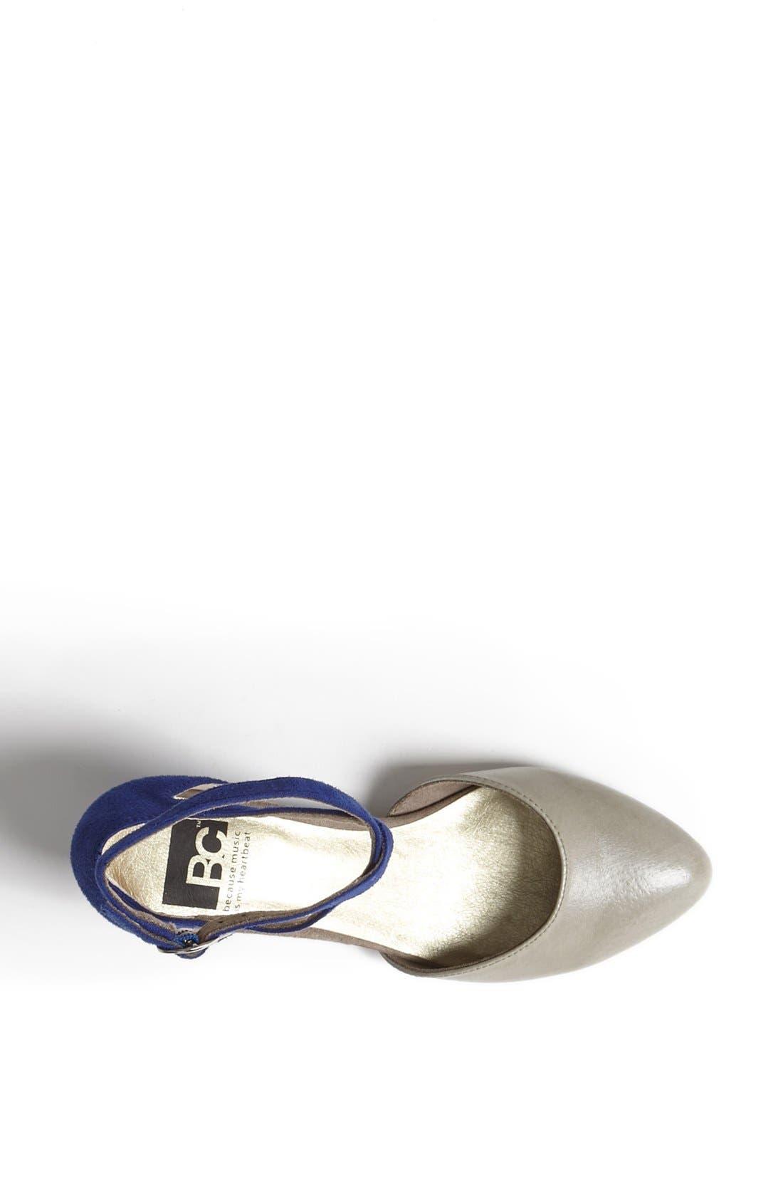 Alternate Image 3  - BC Footwear 'Burn Brighter' Pump