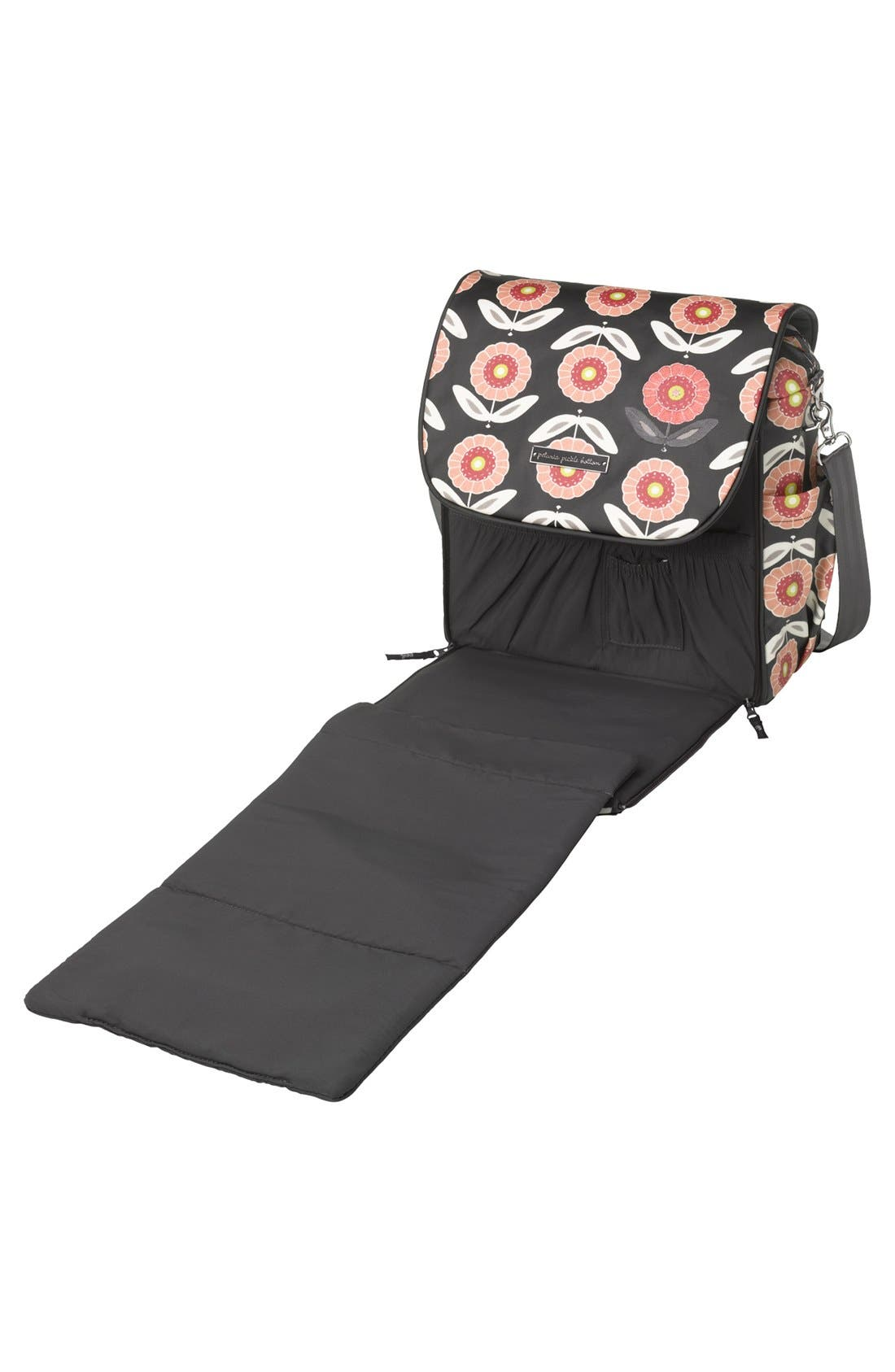 Alternate Image 2  - Petunia Pickle Bottom 'Boxy Glazed' Backpack Diaper Bag