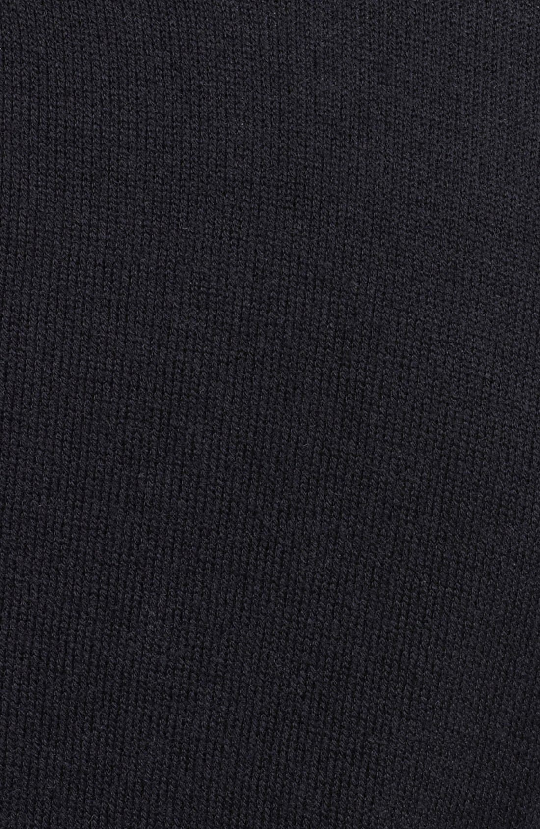 Alternate Image 3  - John Varvatos Star USA Luxe Fit Double Knit Shirt Sweater