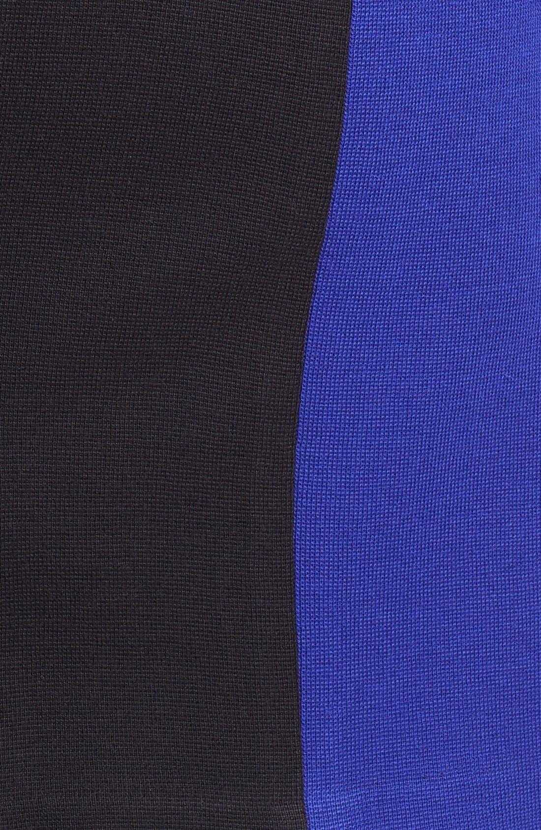 Alternate Image 3  - Milly Colorblock Sheath Dress
