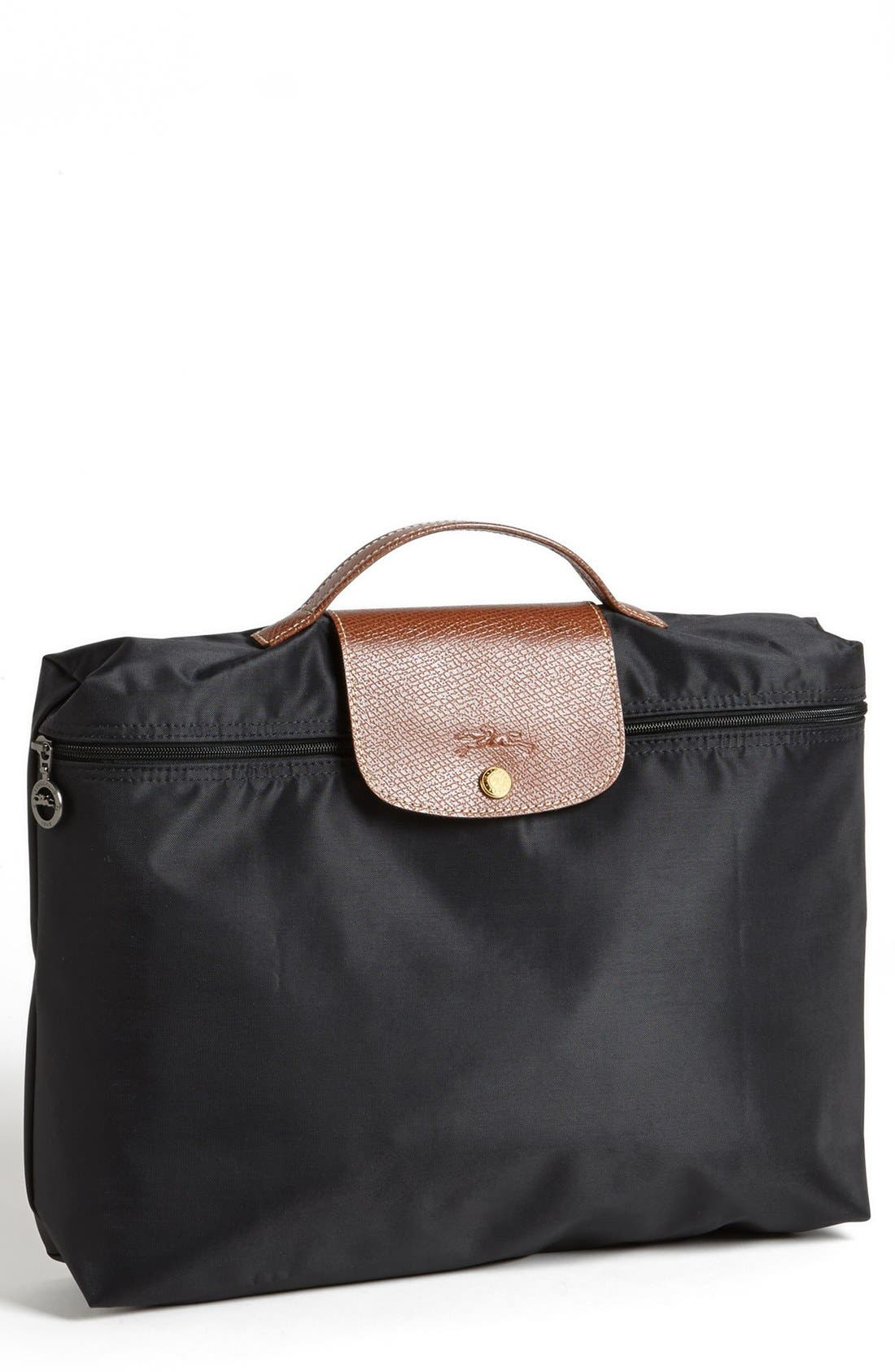 Alternate Image 1 Selected - Longchamp 'Le Pliage' Briefcase