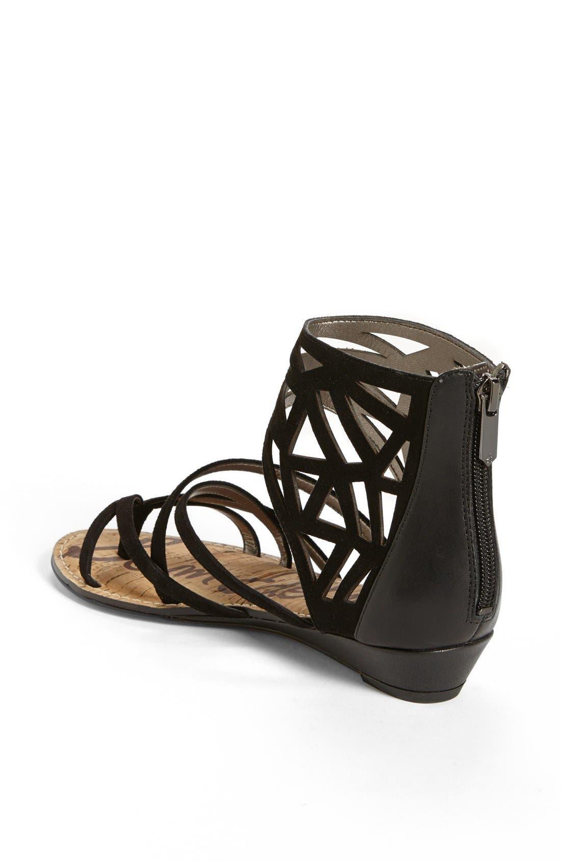 Alternate Image 2  - Sam Edelman 'Dana' Leather Sandal