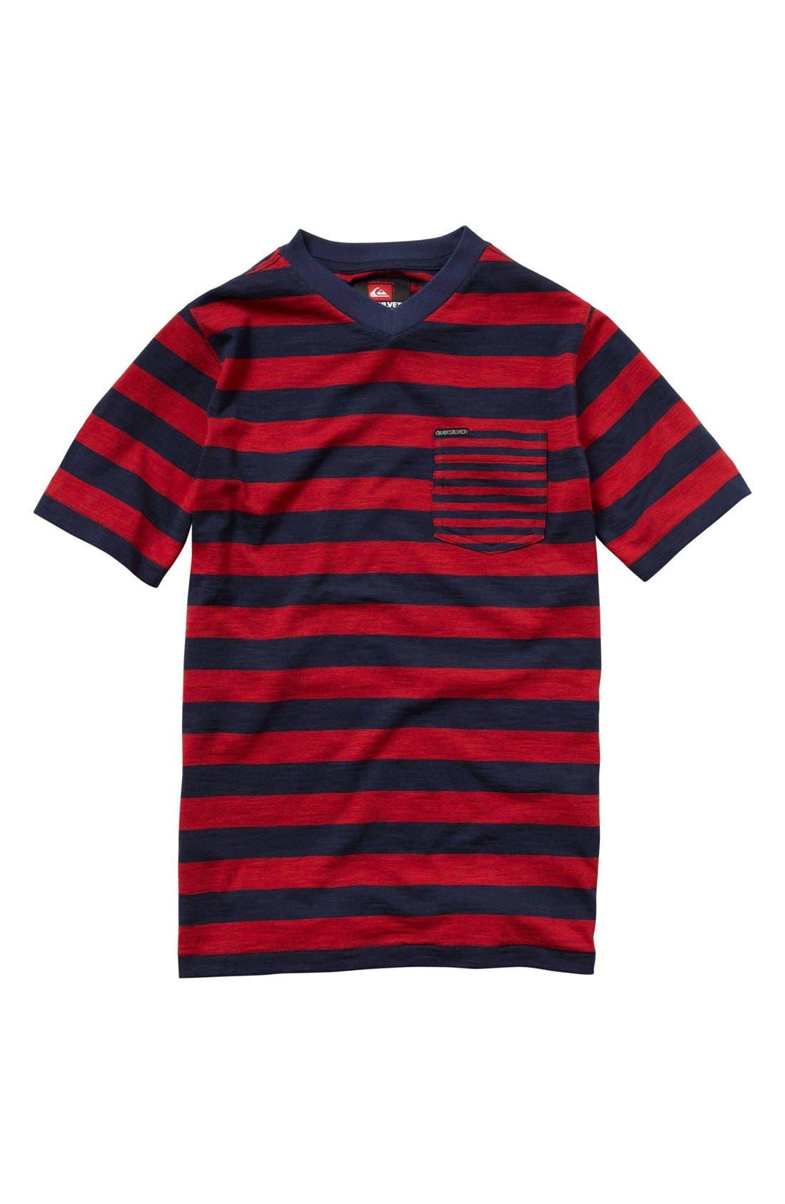 Alternate Image 1 Selected - Quiksilver 'Brody' T-Shirt (Big Boys)
