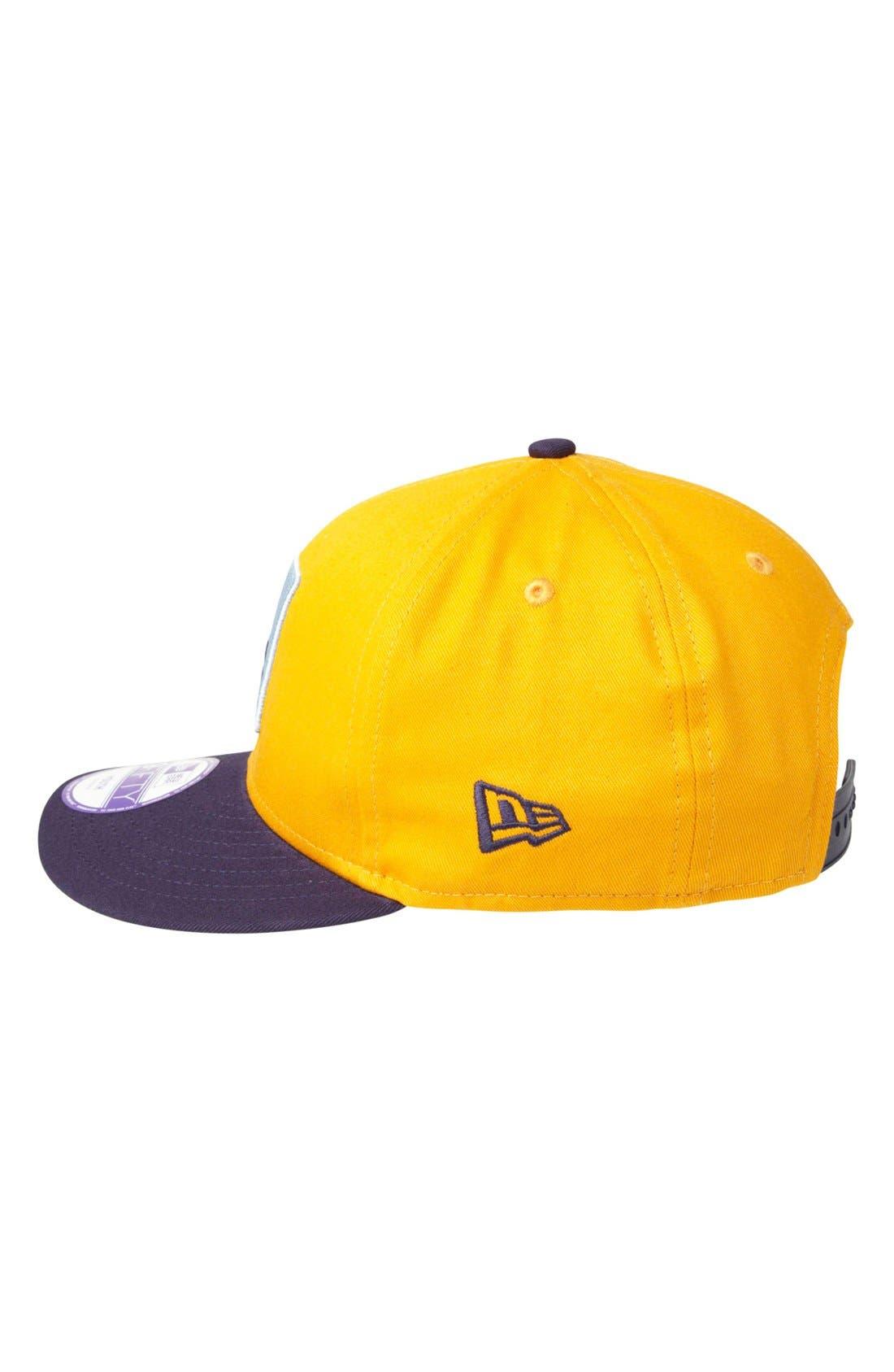 Alternate Image 2  - Quiksilver 'Dug' Baseball Cap (Baby Boys)