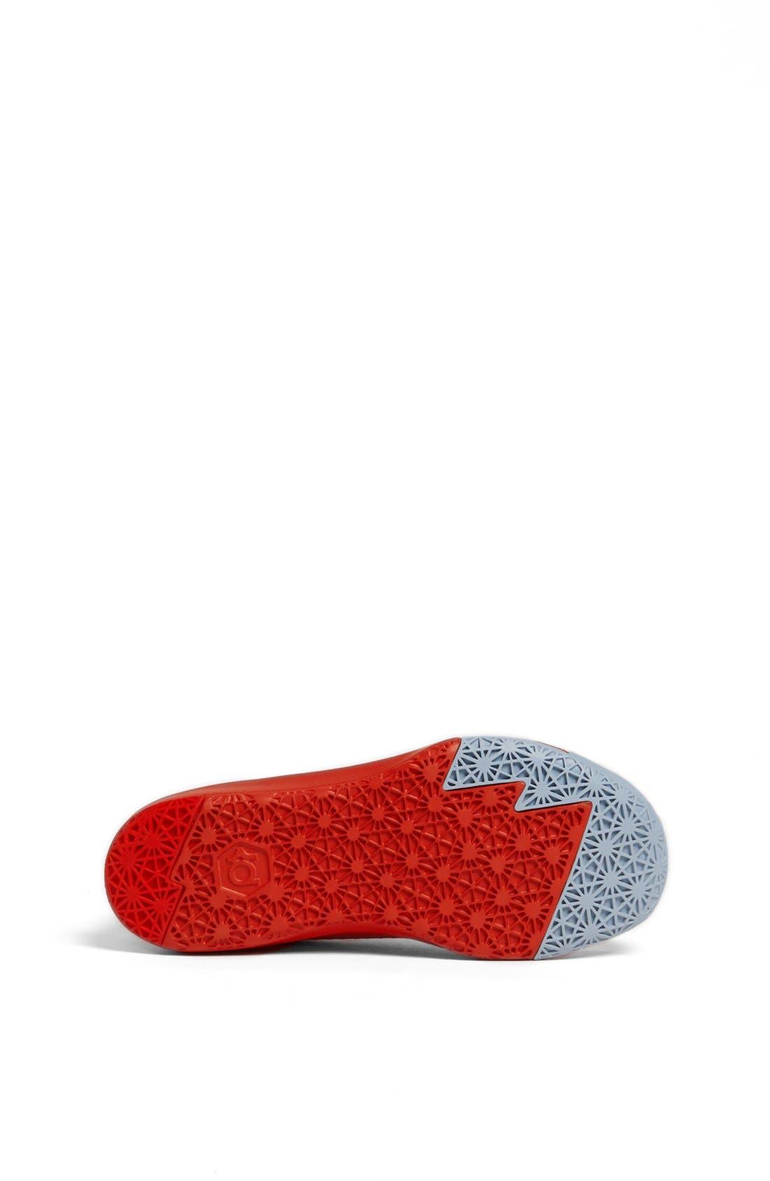Alternate Image 4  - Nike 'KD VI' Basketball Shoe (Walker, Toddler & Little Kid)