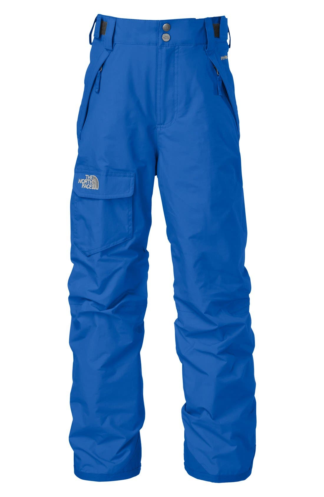 Alternate Image 1 Selected - The North Face 'Freedom' Insulated Snow Pants (Big Boys)