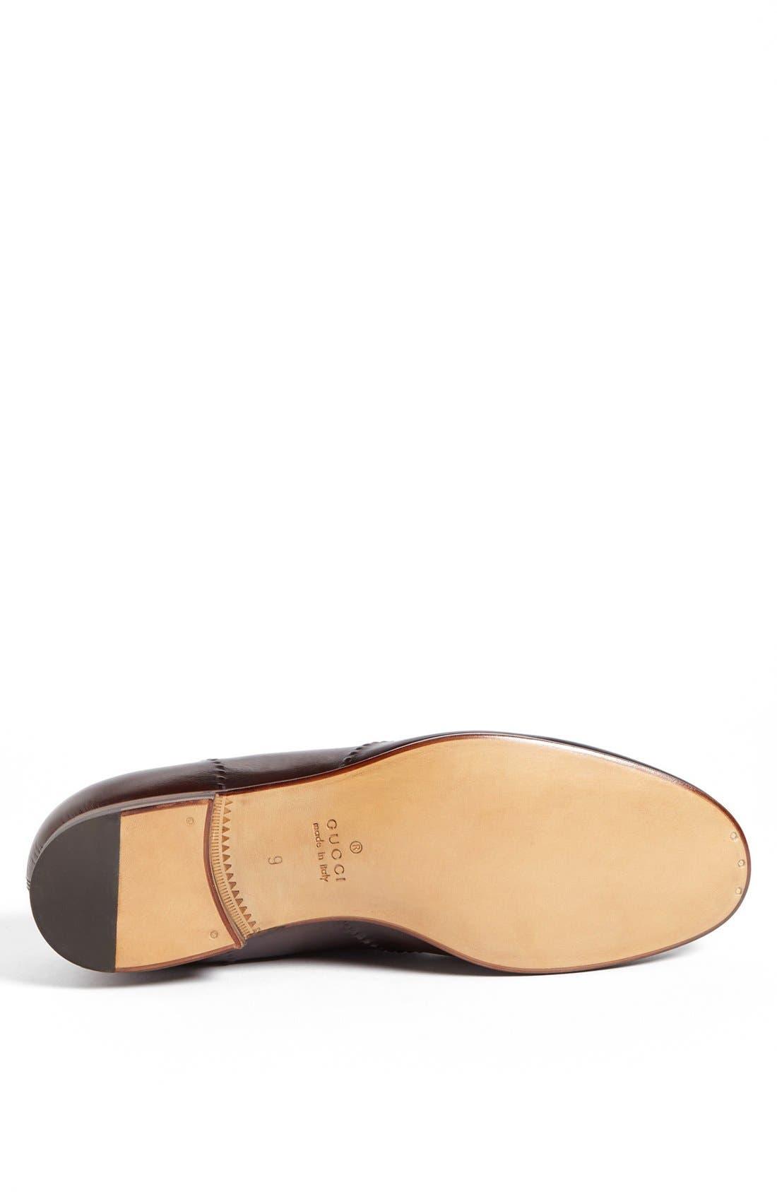 Alternate Image 4  - Gucci 'Beren' Loafer