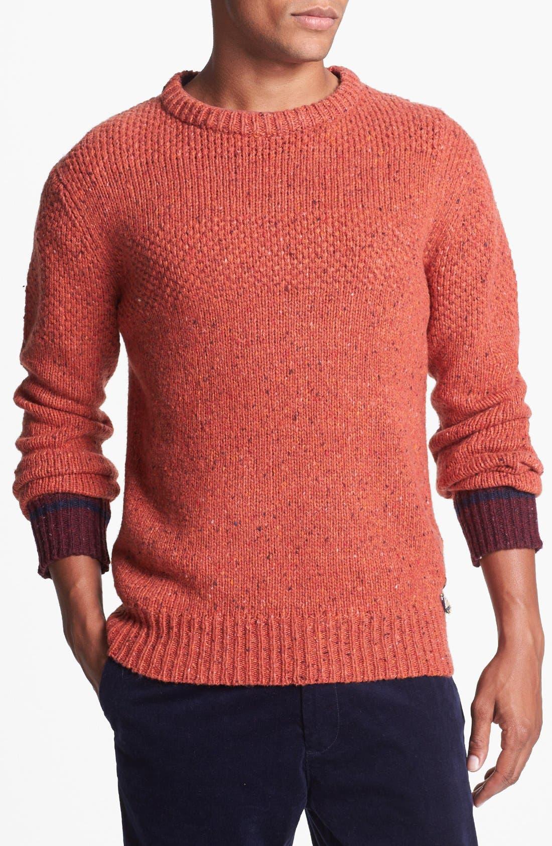 Alternate Image 1 Selected - Scotch & Soda Crewneck Sweater