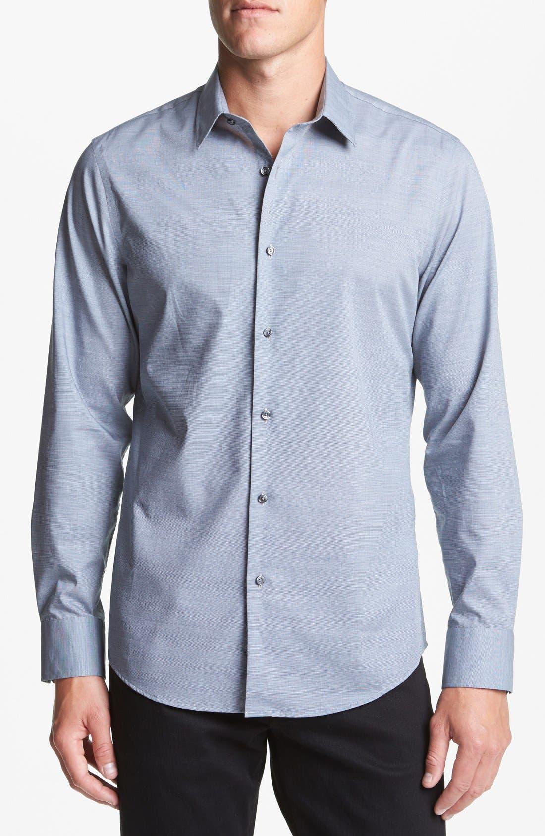 Alternate Image 1 Selected - Calibrate Slim Fit Sport Shirt