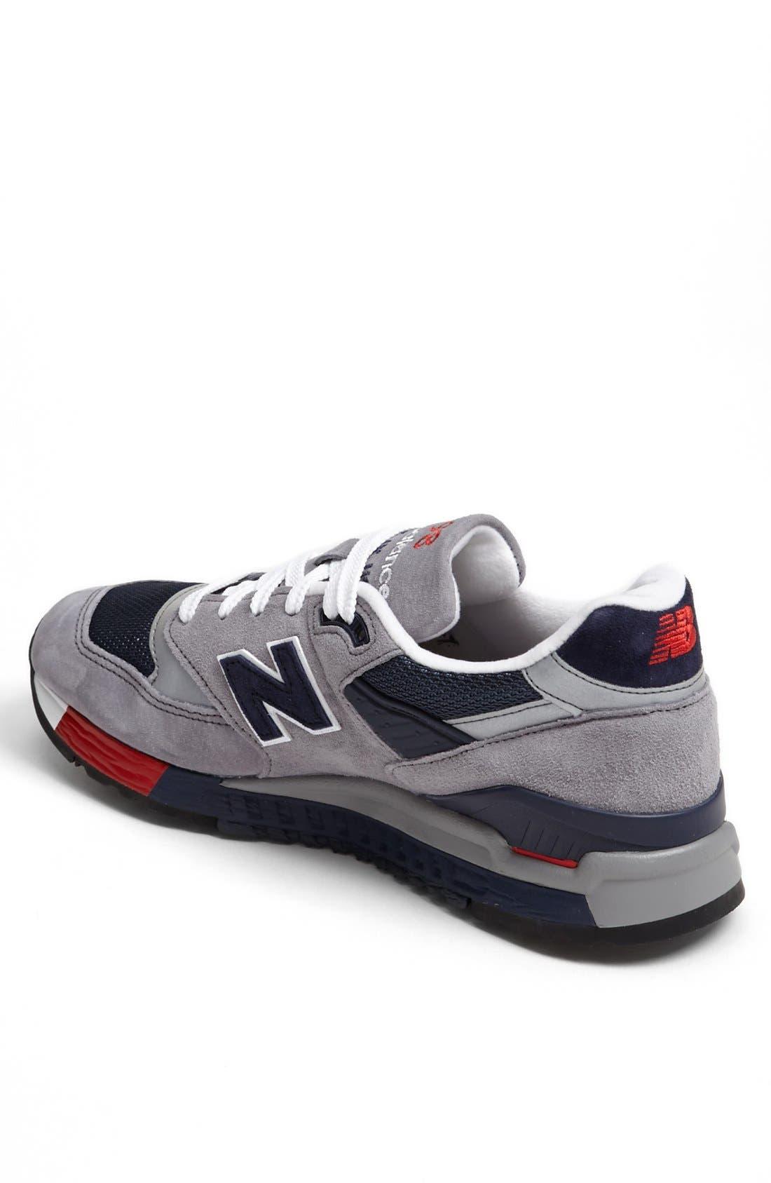 Alternate Image 2  - New Balance '998' Sneaker (Men)