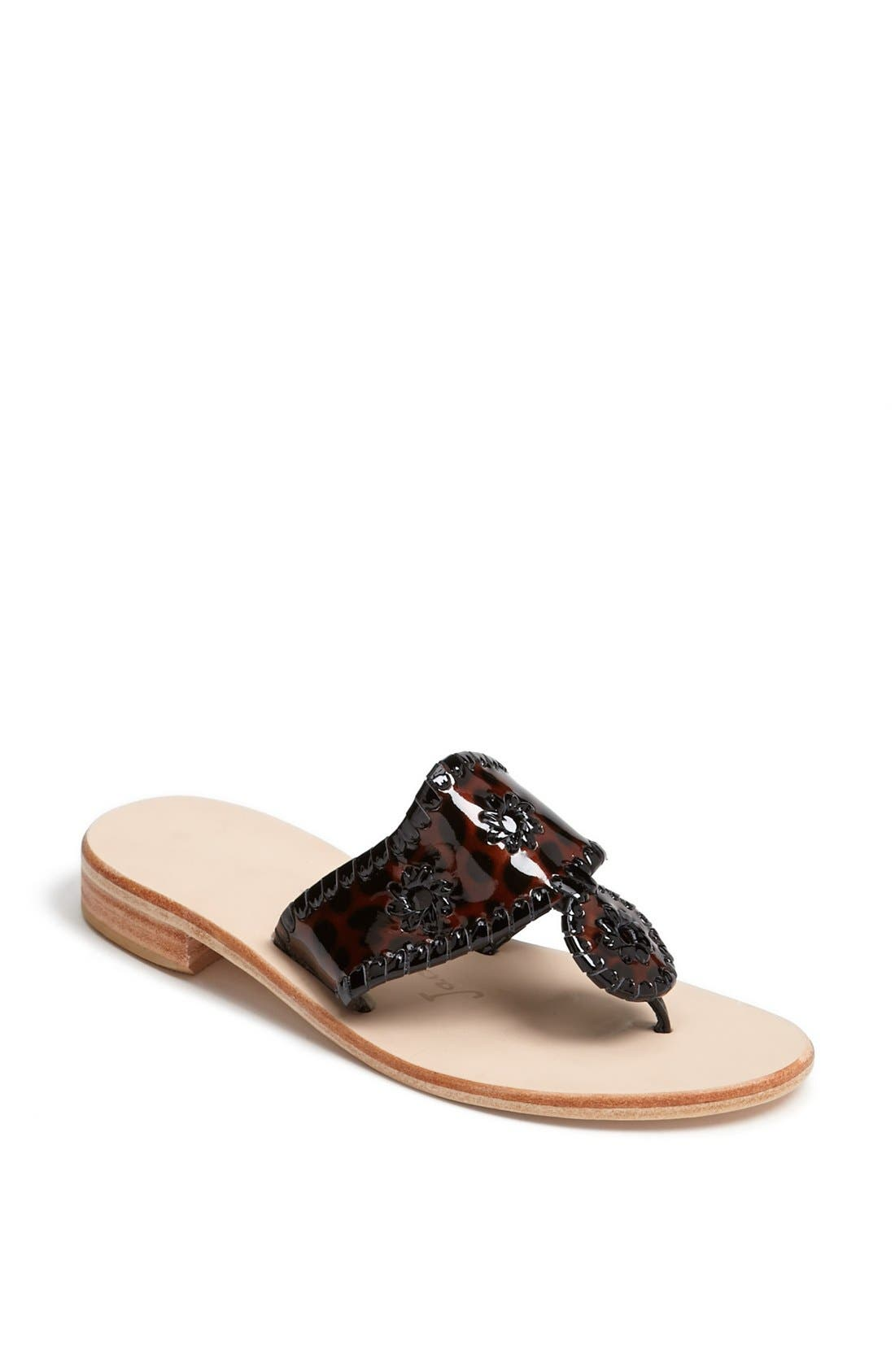 Alternate Image 1 Selected - Jack Rogers Black Label Sandal
