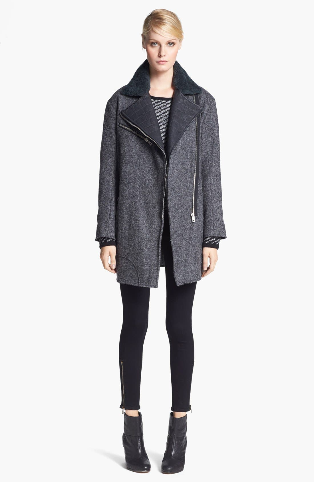 Alternate Image 3  - rag & bone 'Ava' Sweater (Nordstrom Exclusive)