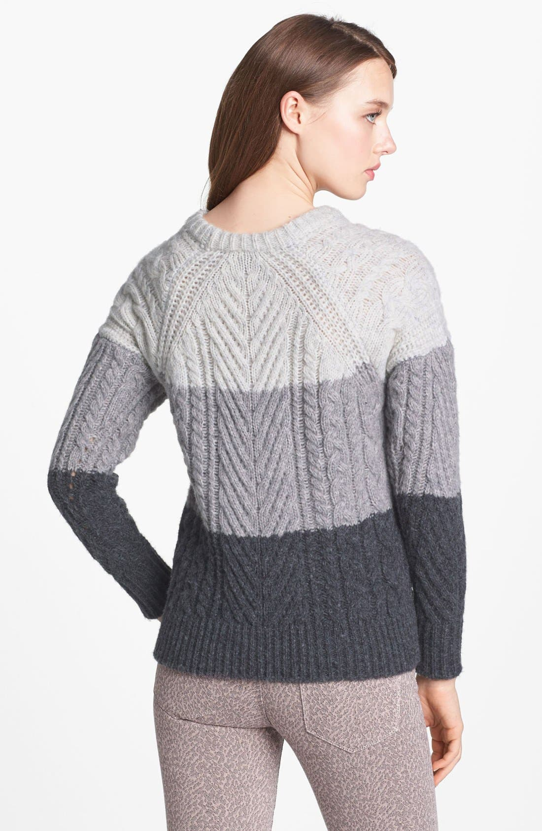 Alternate Image 2  - MARC BY MARC JACOBS 'Connolly' Crewneck Sweater