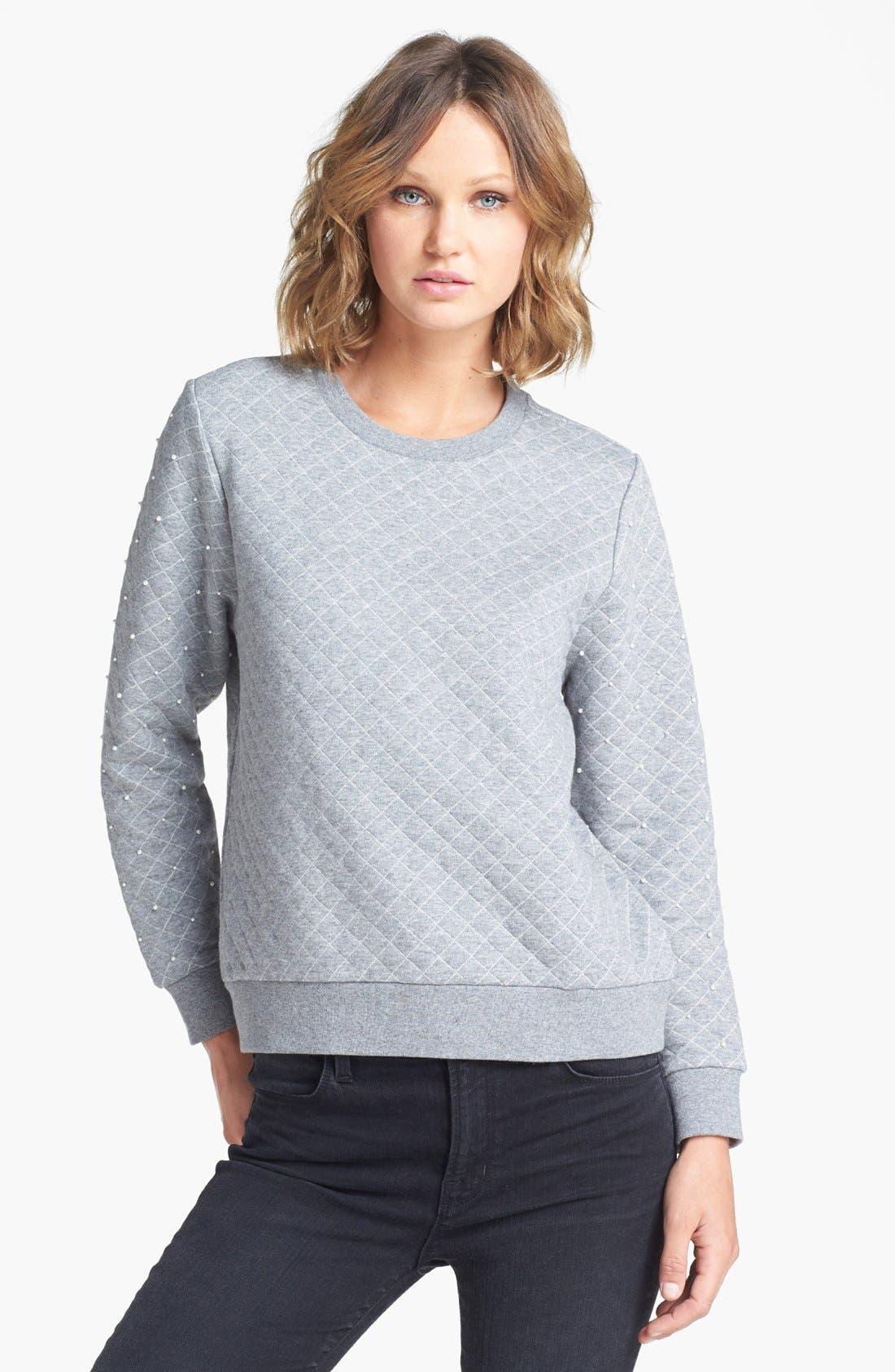 Main Image - Gibson Embellished Sweatshirt