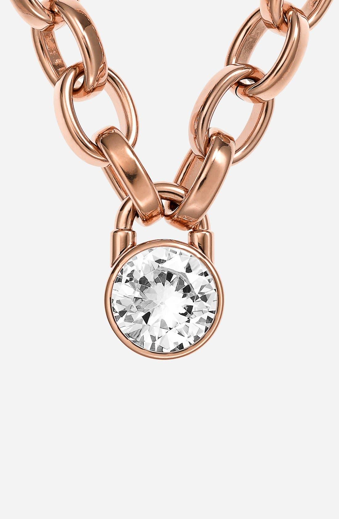Alternate Image 2  - Michael Kors Pendant Necklace