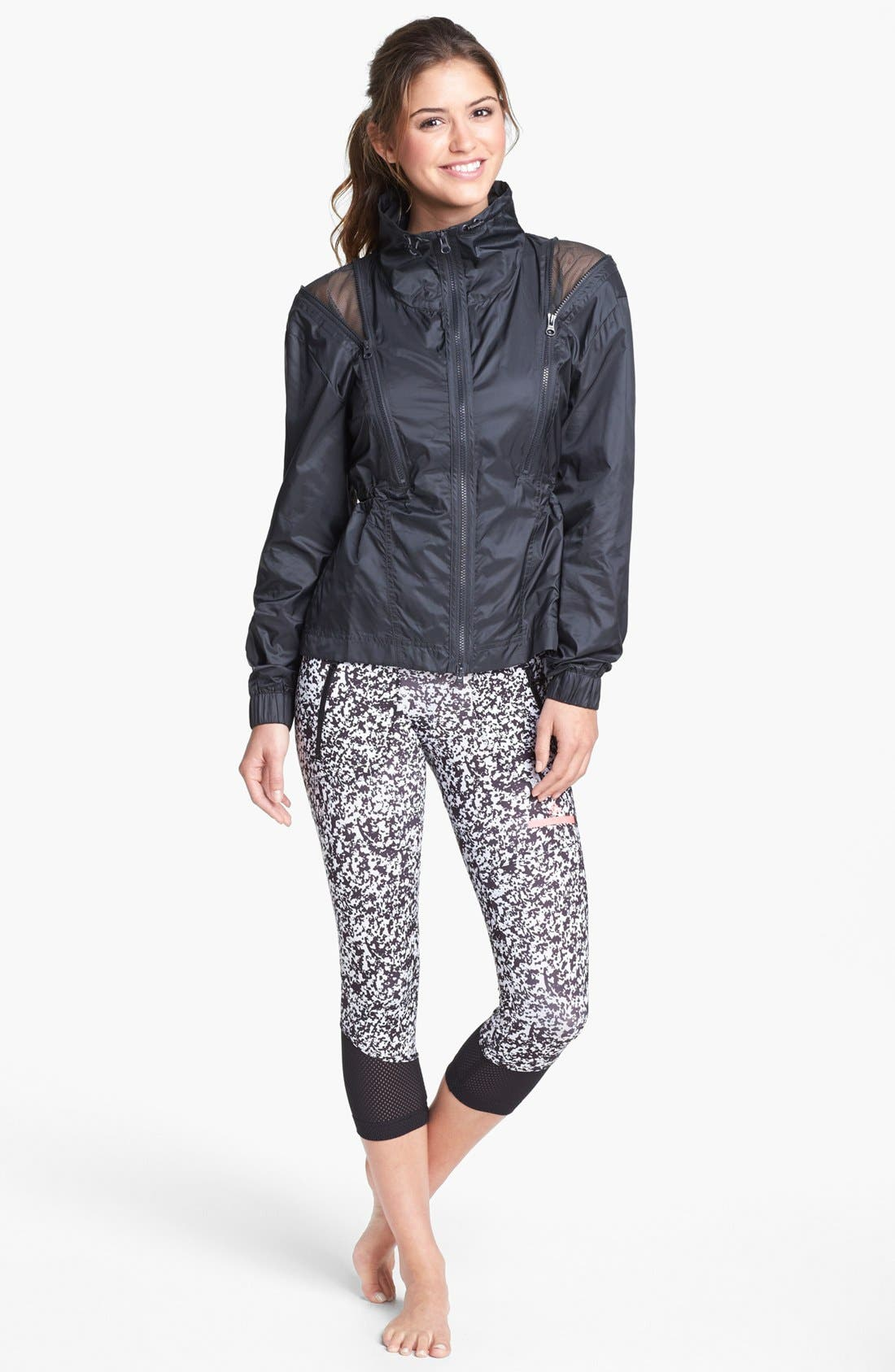 Alternate Image 3  - adidas by Stella McCartney 'Run' Three Quarter Length Pants