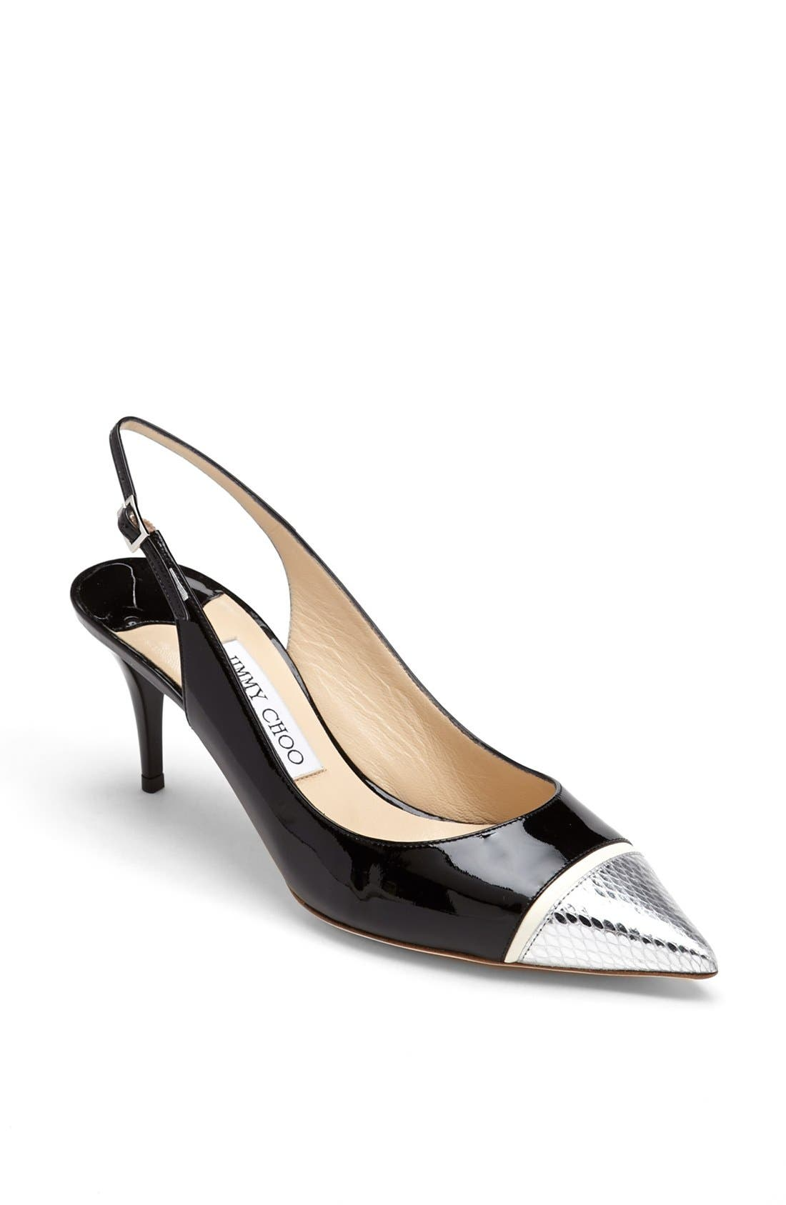 Alternate Image 1 Selected - Jimmy Choo 'Acapulco' Pump