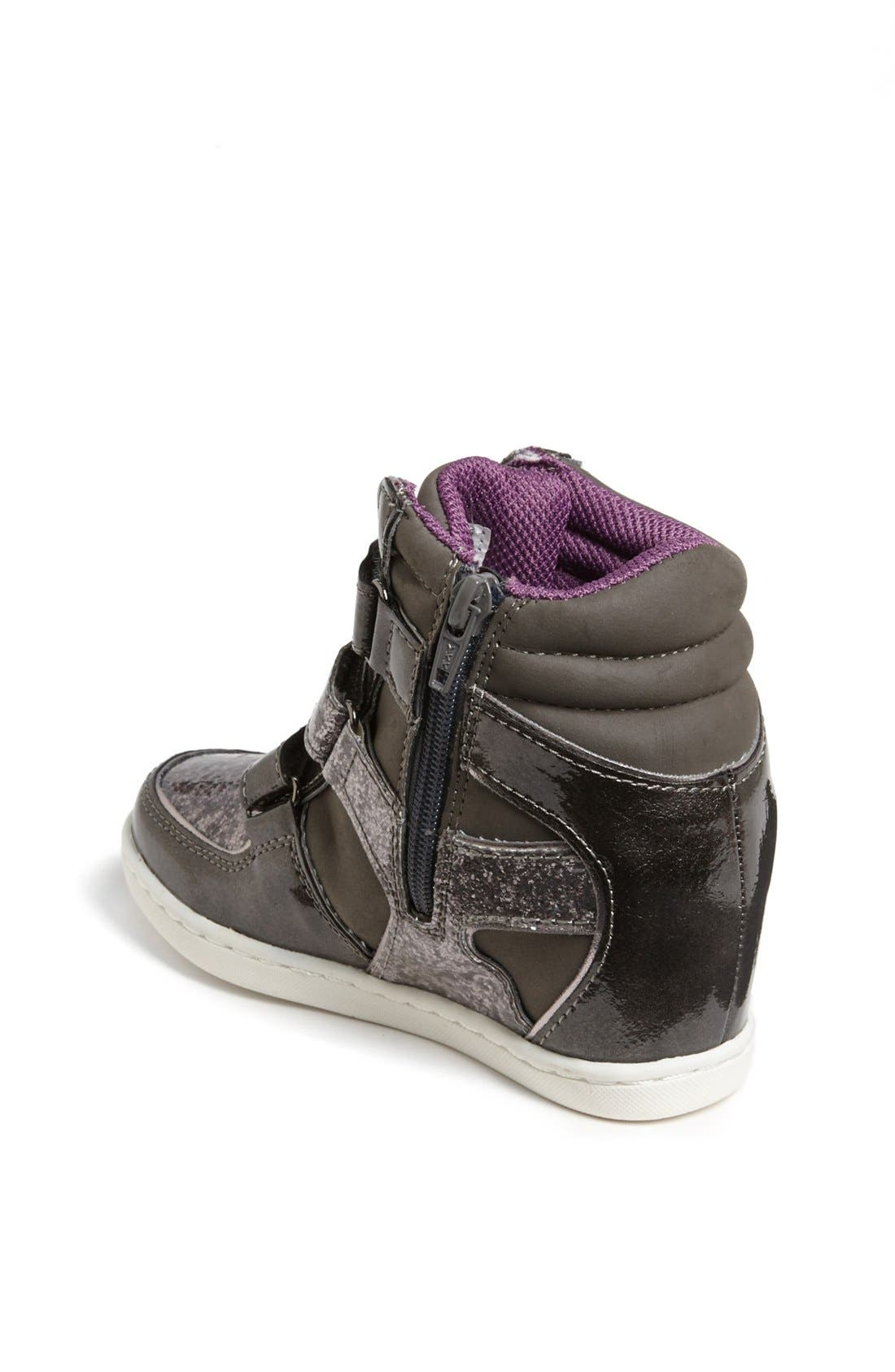 Alternate Image 2  - Nina 'Tally' Sneaker (Little Kid & Big Kid)