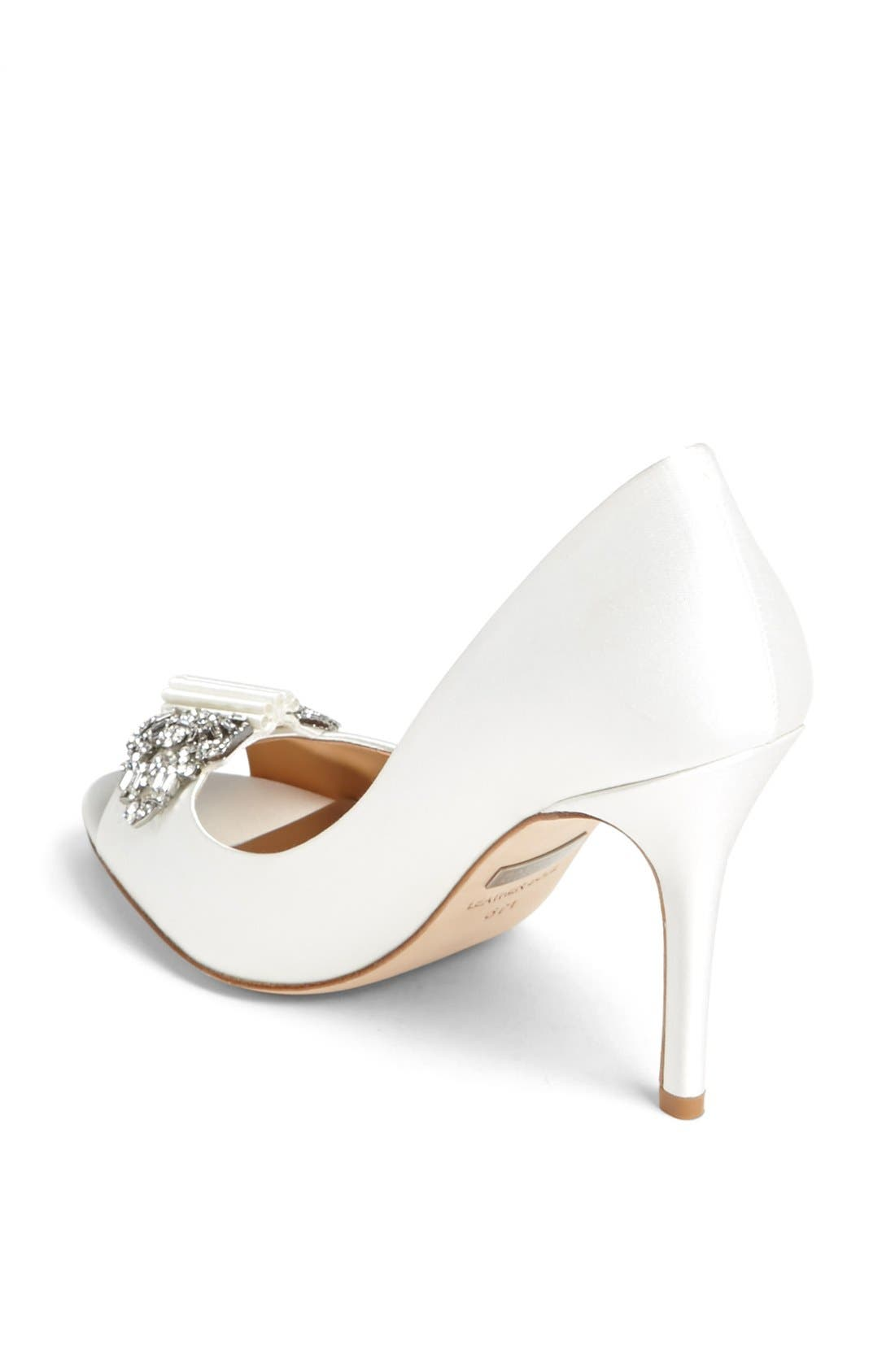 Alternate Image 2  - Badgley Mischka 'Davida' Pump