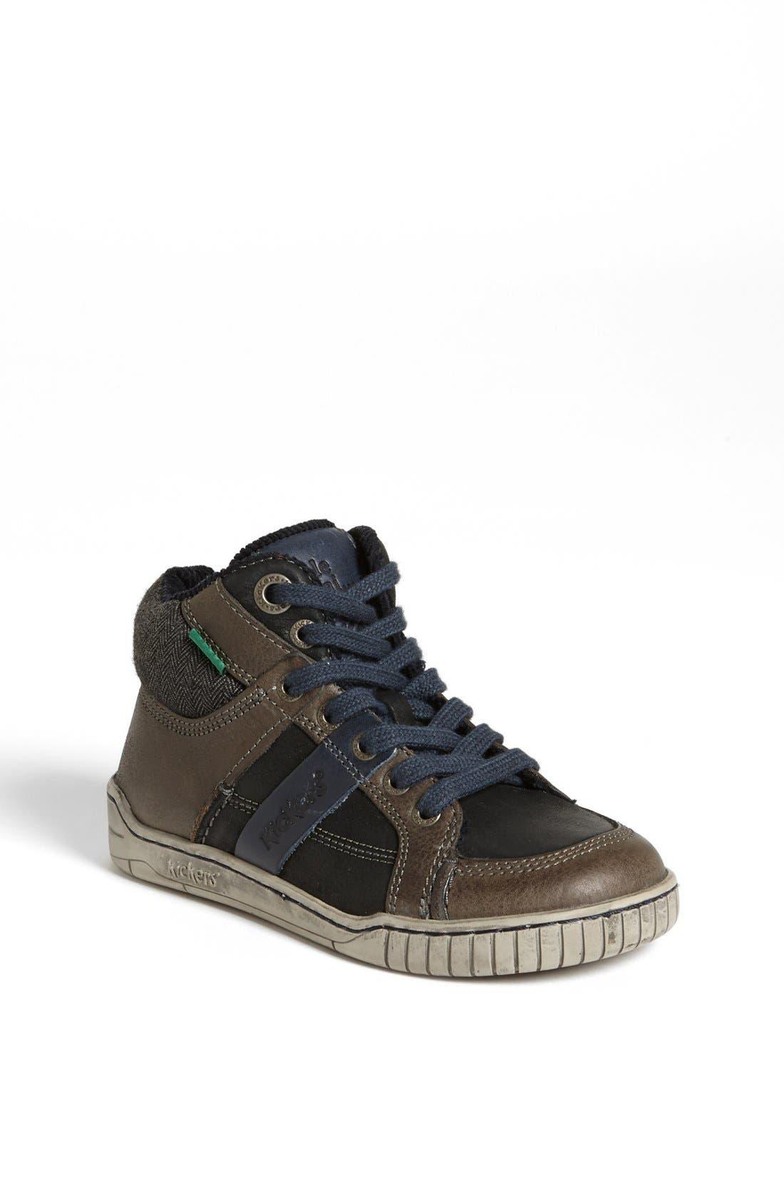 Alternate Image 1 Selected - Kickers 'Wincut' Sneaker (Toddler, Little Kid & Big Kid)
