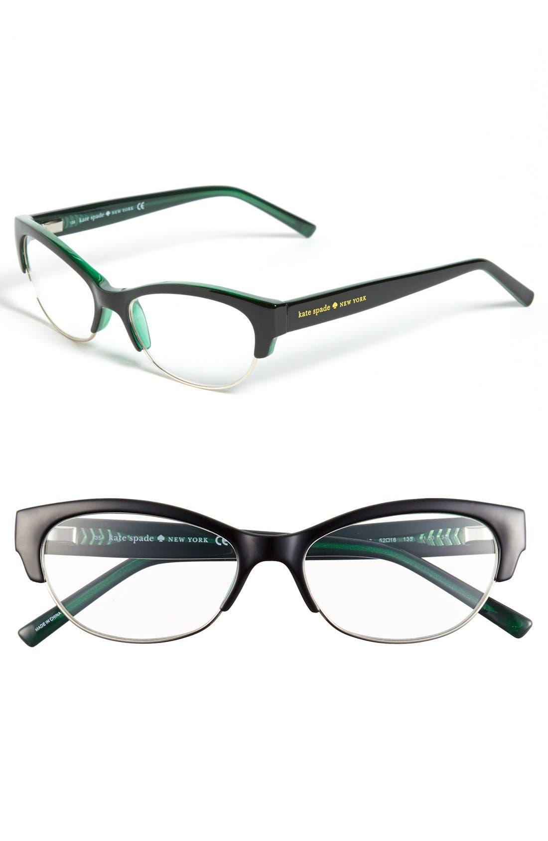 Main Image - kate spade new york 'aleta' 52mm reading glasses (2 for $88)