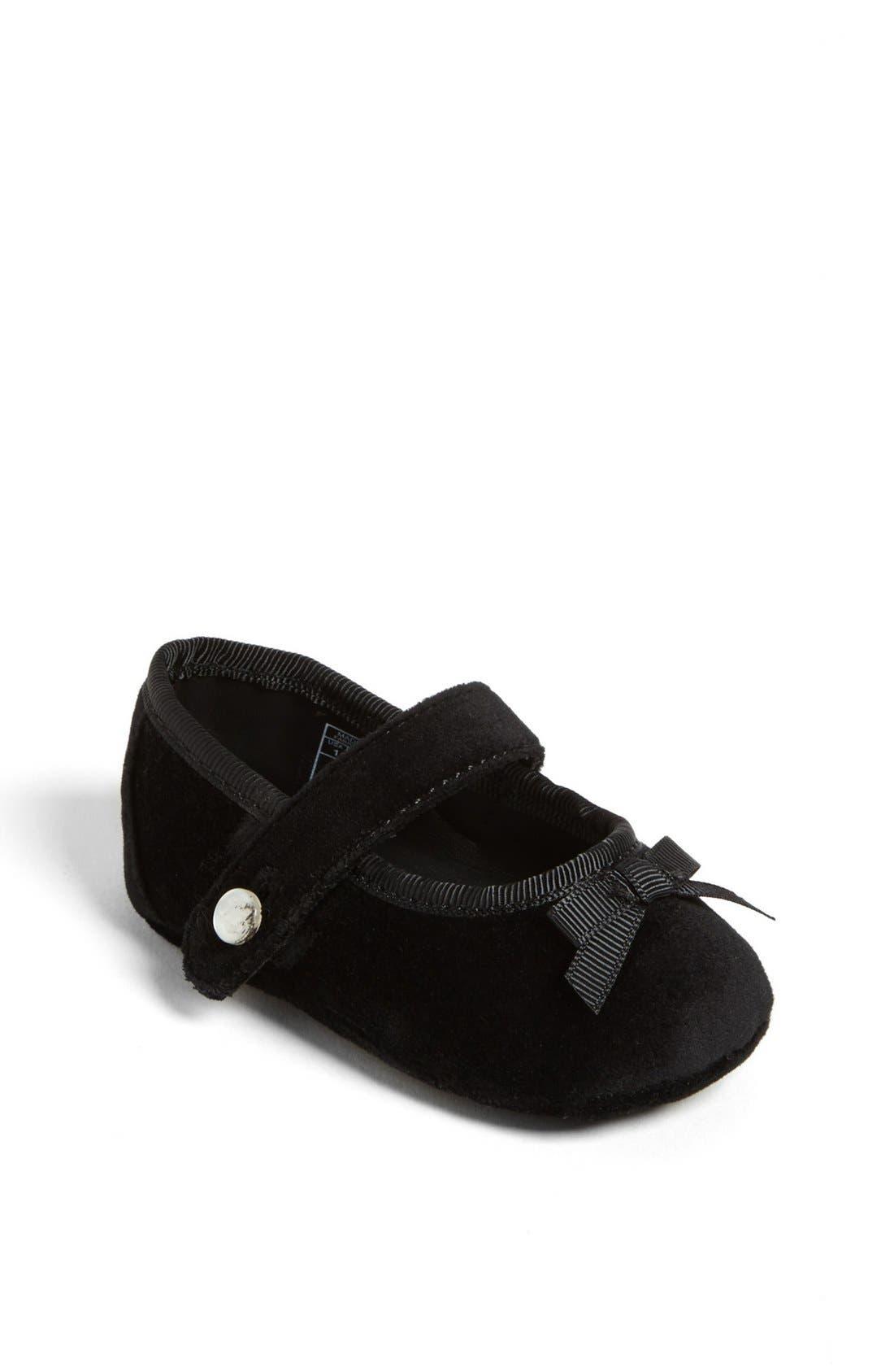 Alternate Image 1 Selected - Ralph Lauren Crib Shoe (Baby)