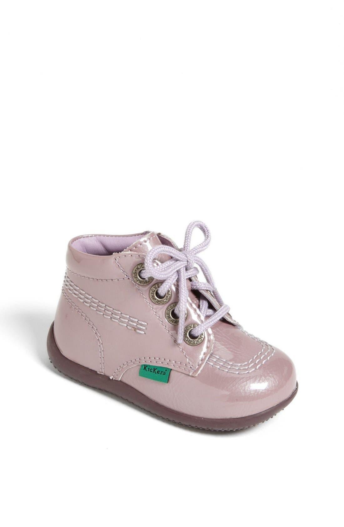 Alternate Image 1 Selected - Kickers 'Billy 4' Boot (Baby, Walker & Toddler)