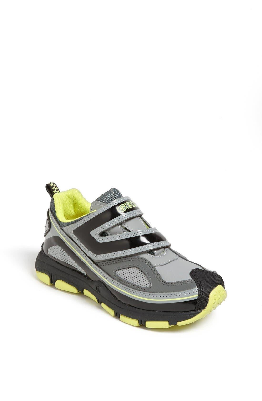 Alternate Image 1 Selected - Geox 'Torque 4' Sneaker (Toddler, Little Kid & Big Kid)