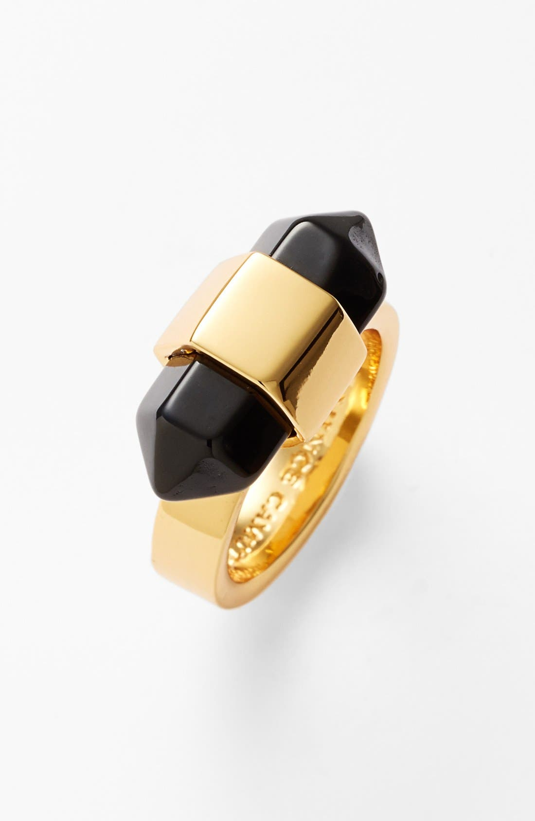 Alternate Image 1 Selected - Vince Camuto 'Bullet Proof' Stone Ring