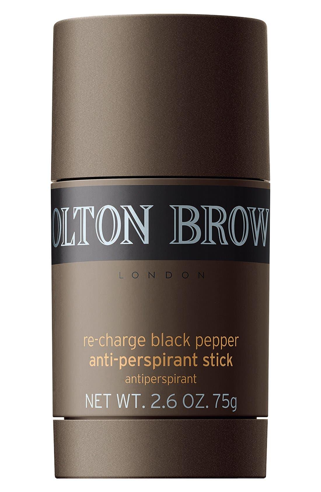 MOLTON BROWN London 'Re-Charge Black Pepper' Anti-Perspirant Stick