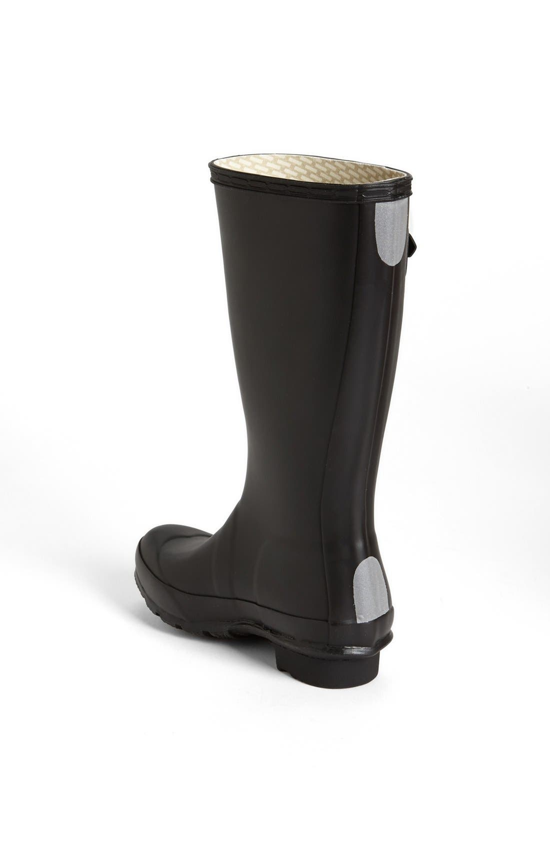 Alternate Image 2  - Hunter Original Rain Boot (Little Kid)
