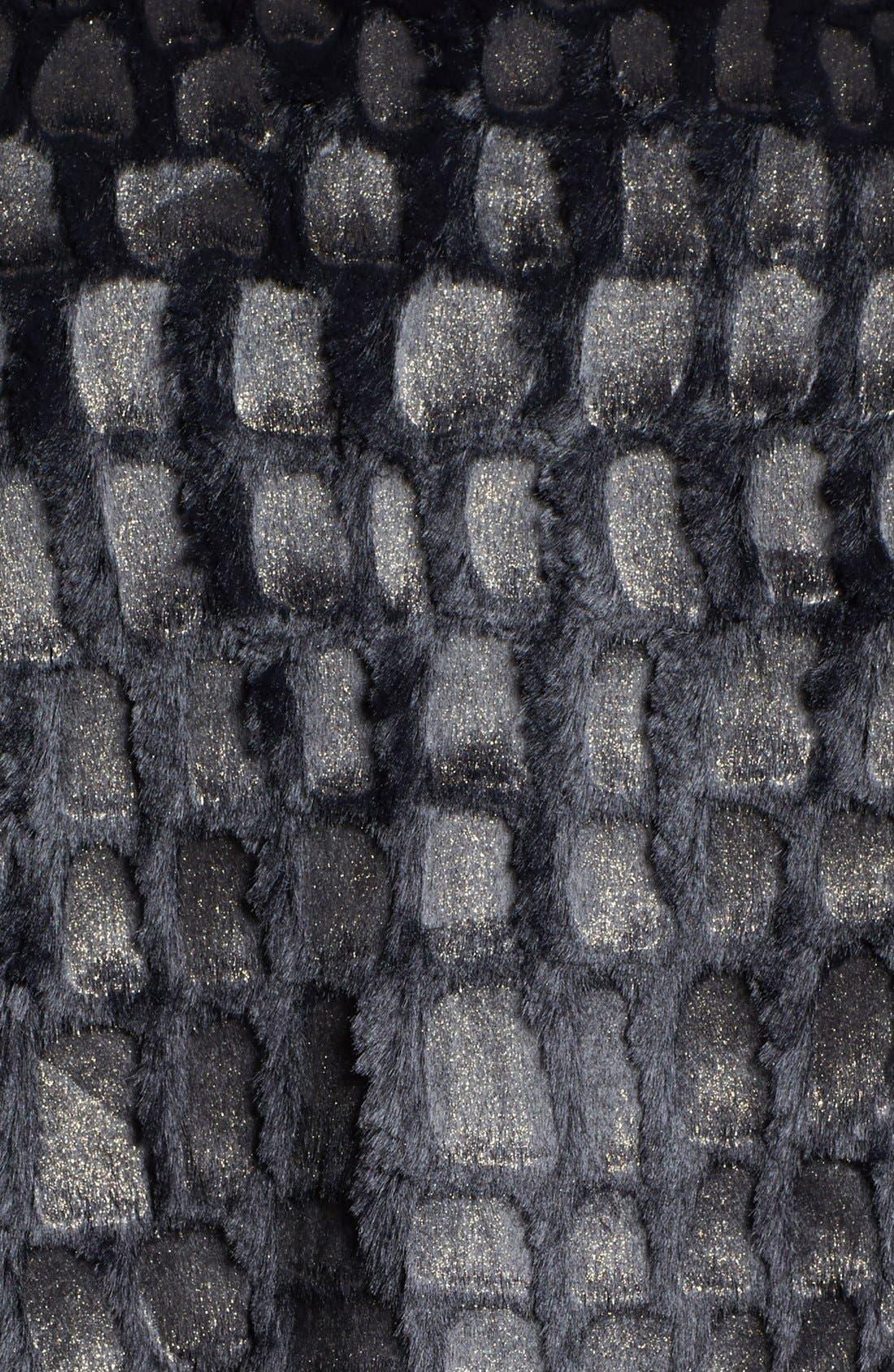 Alternate Image 3  - Alberto Makali Glazed Faux Fur Jacket