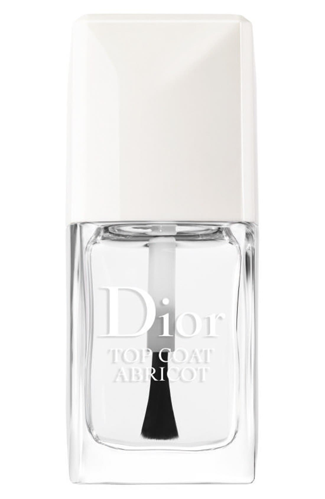 Dior 'Abricot' Top Coat
