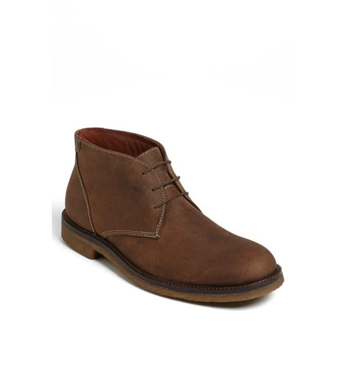 Johnston & Murphy 'Copeland' Suede Chukka Boot (Men) | Nordstrom