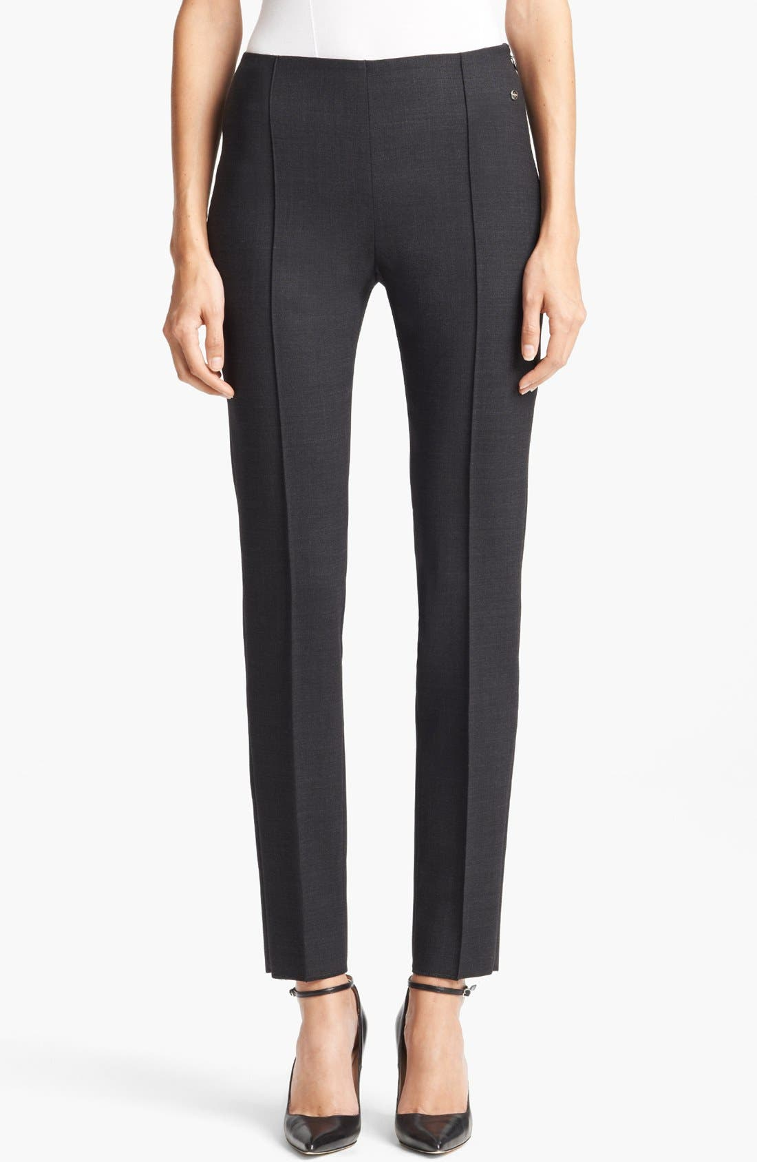 Alternate Image 1 Selected - Max Mara Narrow Leg Ankle Pants