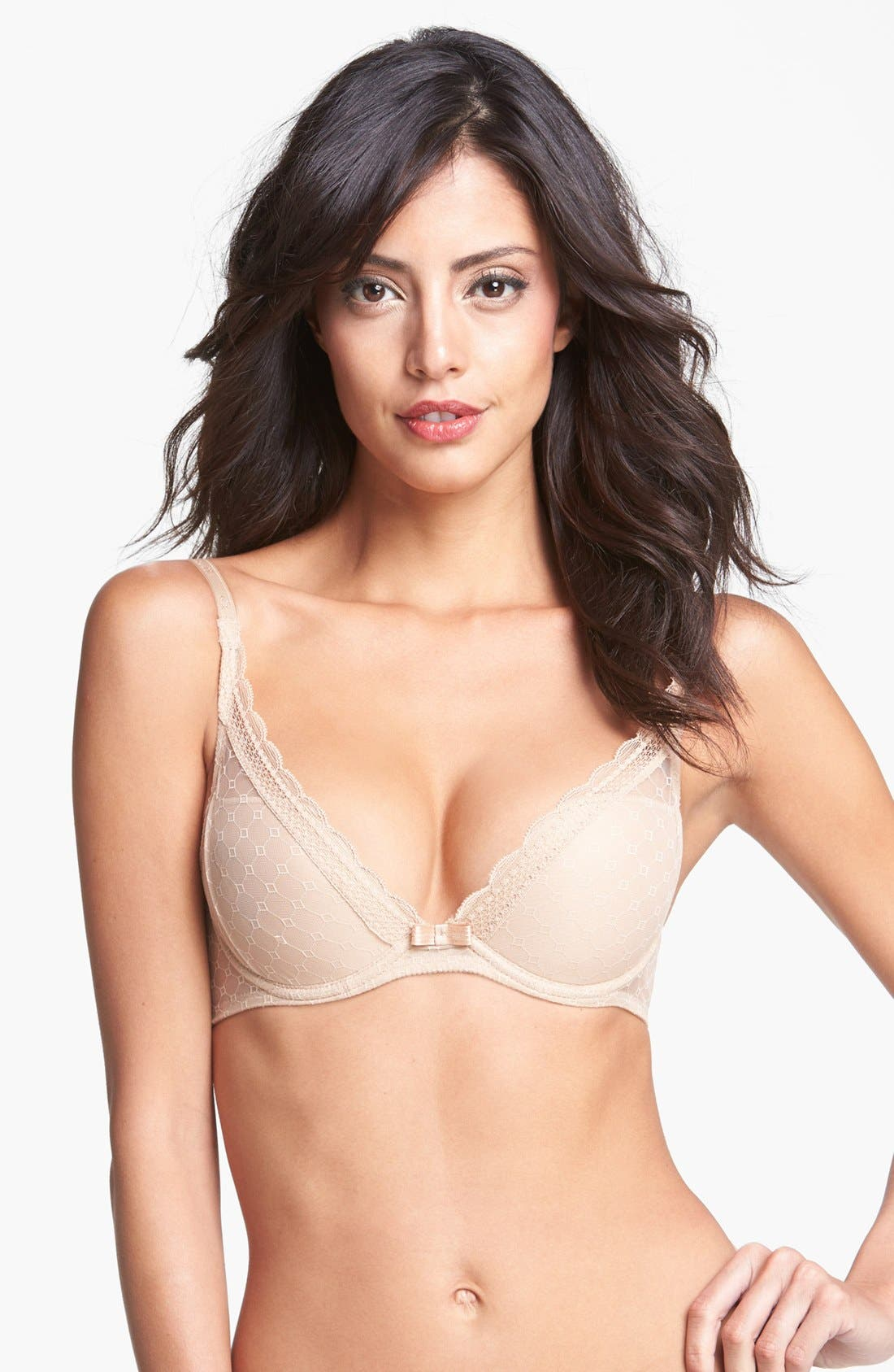 Alternate Image 1 Selected - Chantelle Intimates 'C Chic Sexy' Underwire Push-Up Plunge Bra