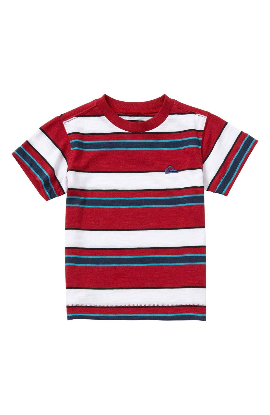 Alternate Image 1 Selected - Quiksilver 'Eld Street' T-Shirt (Baby Boys)