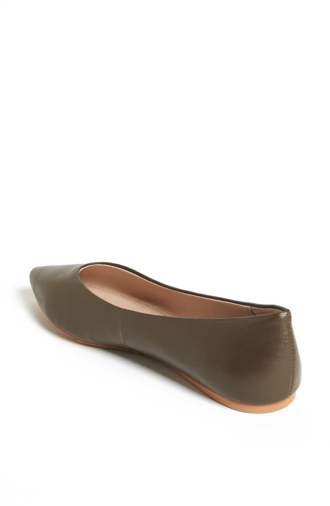Alternate Image 2  - Steven by Steve Madden 'Elatedd' Pointed Toe Flat