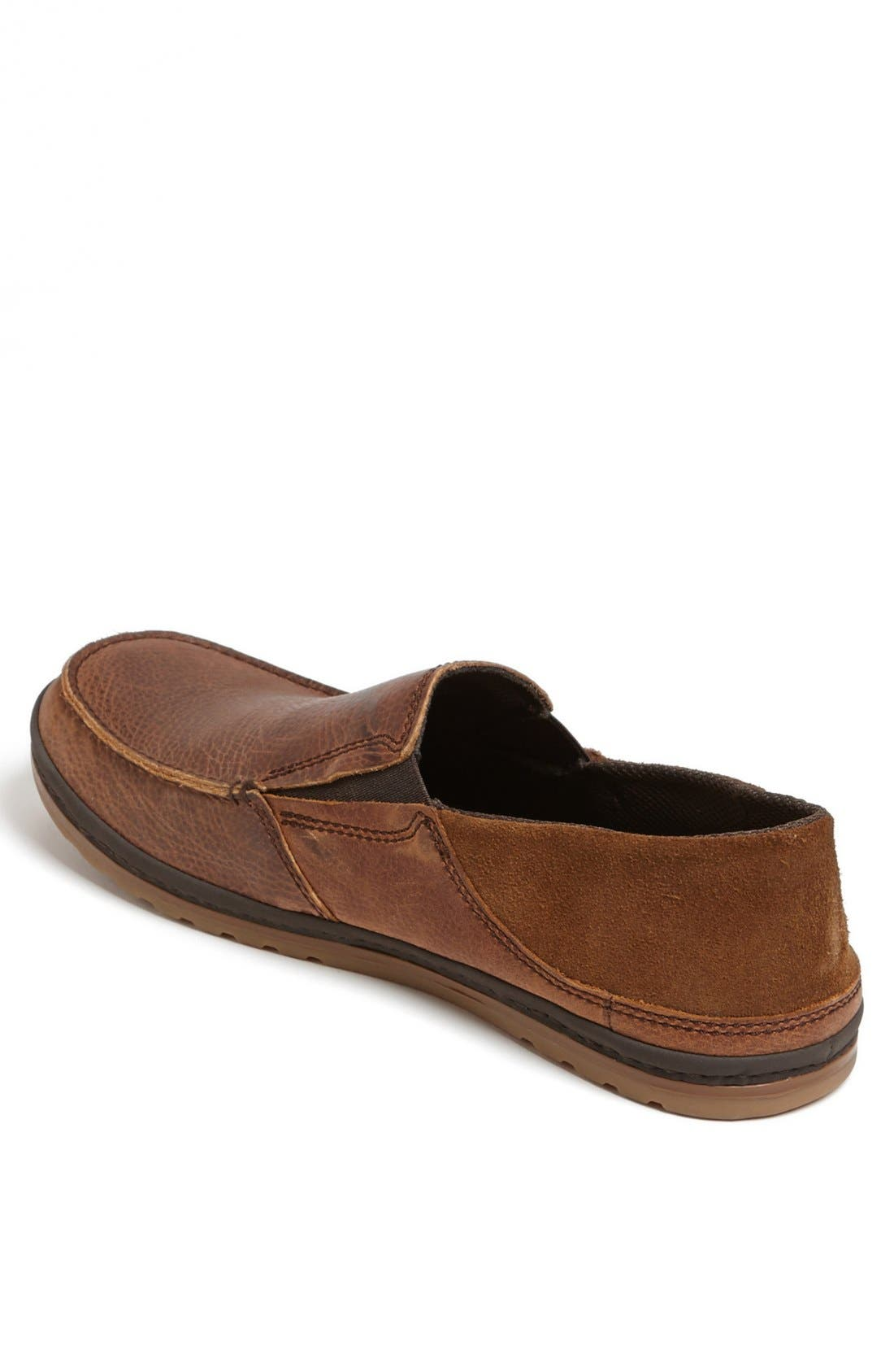 Alternate Image 2  - Teva 'Clifton Creek' Leather Driving Moccasin