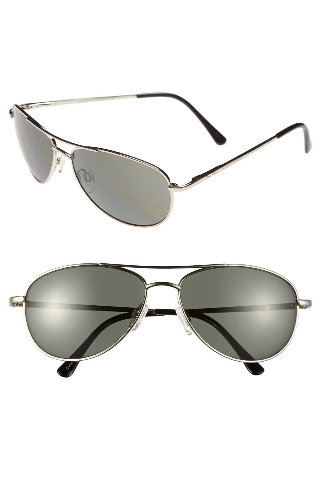 Alternate Image 1 Selected - Suncloud 'Patrol' Polarized Sunglasses