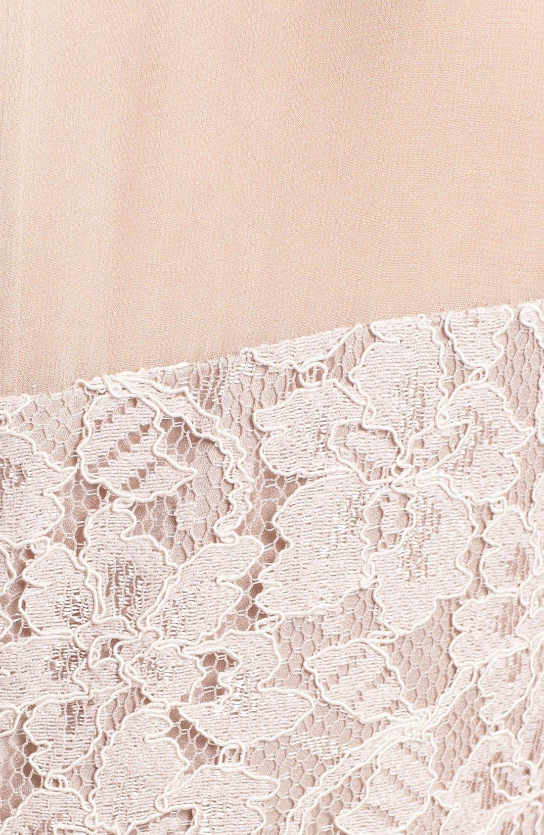 Alternate Image 3  - Diane von Furstenberg 'Nisha' Lace Sheath Dress