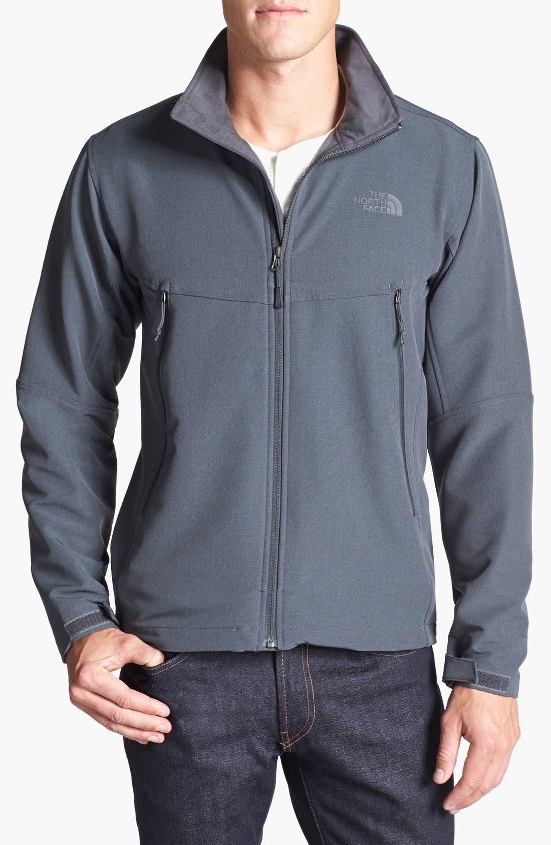 Main Image - The North Face 'RDT' FlashDry™ Softshell Jacket
